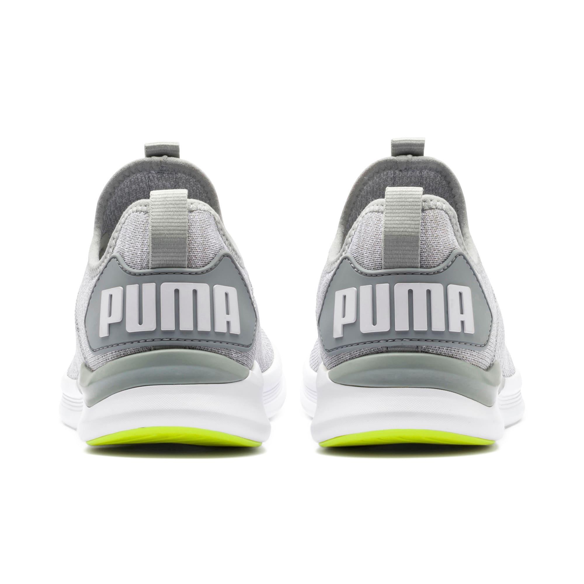 Thumbnail 4 of IGNITE Flash evoKNIT Women's Running Shoes, Quarry-White-Milky Blue, medium