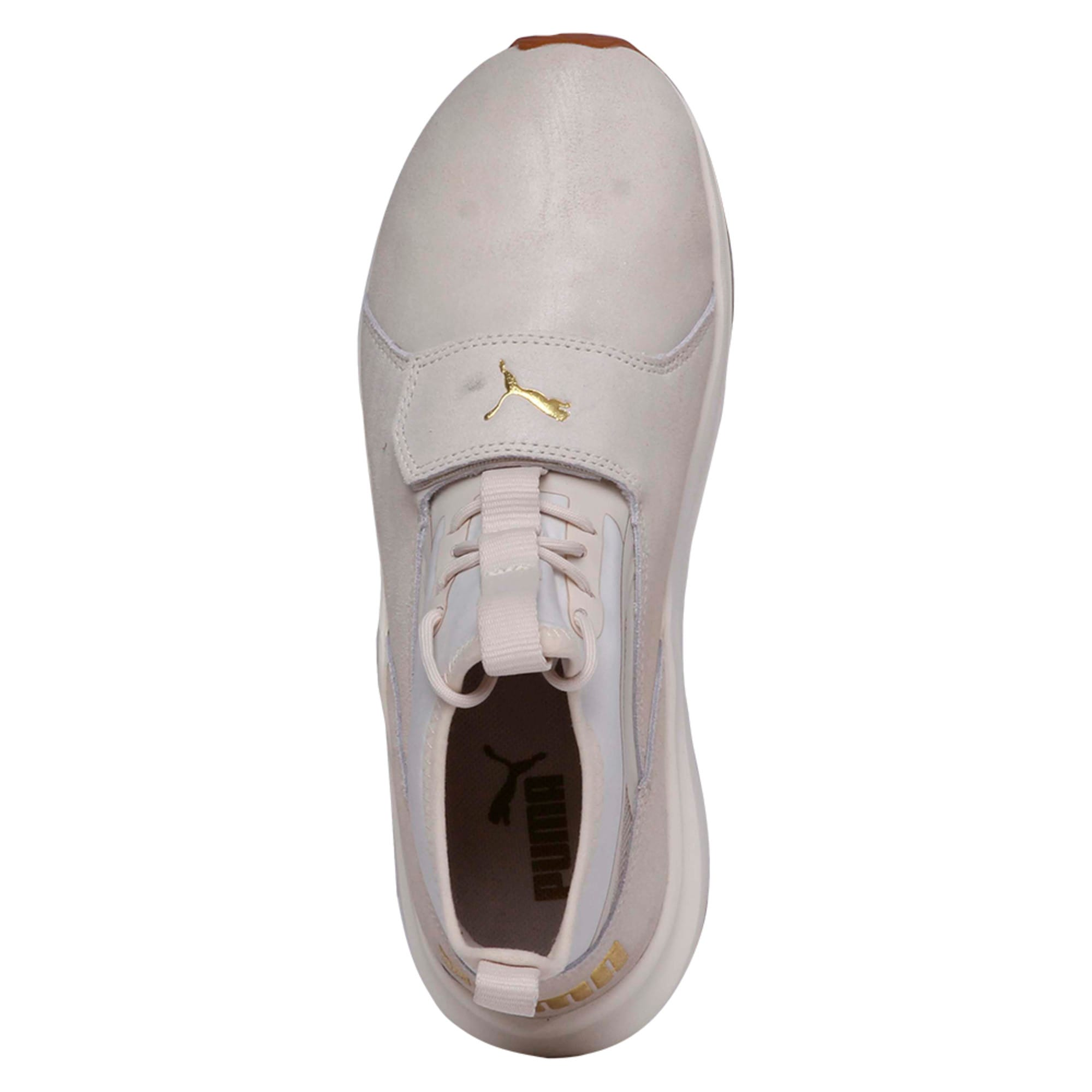 Thumbnail 3 of Phenom Shimmer Women's Training Shoes, Birch-Whisper White, medium-IND