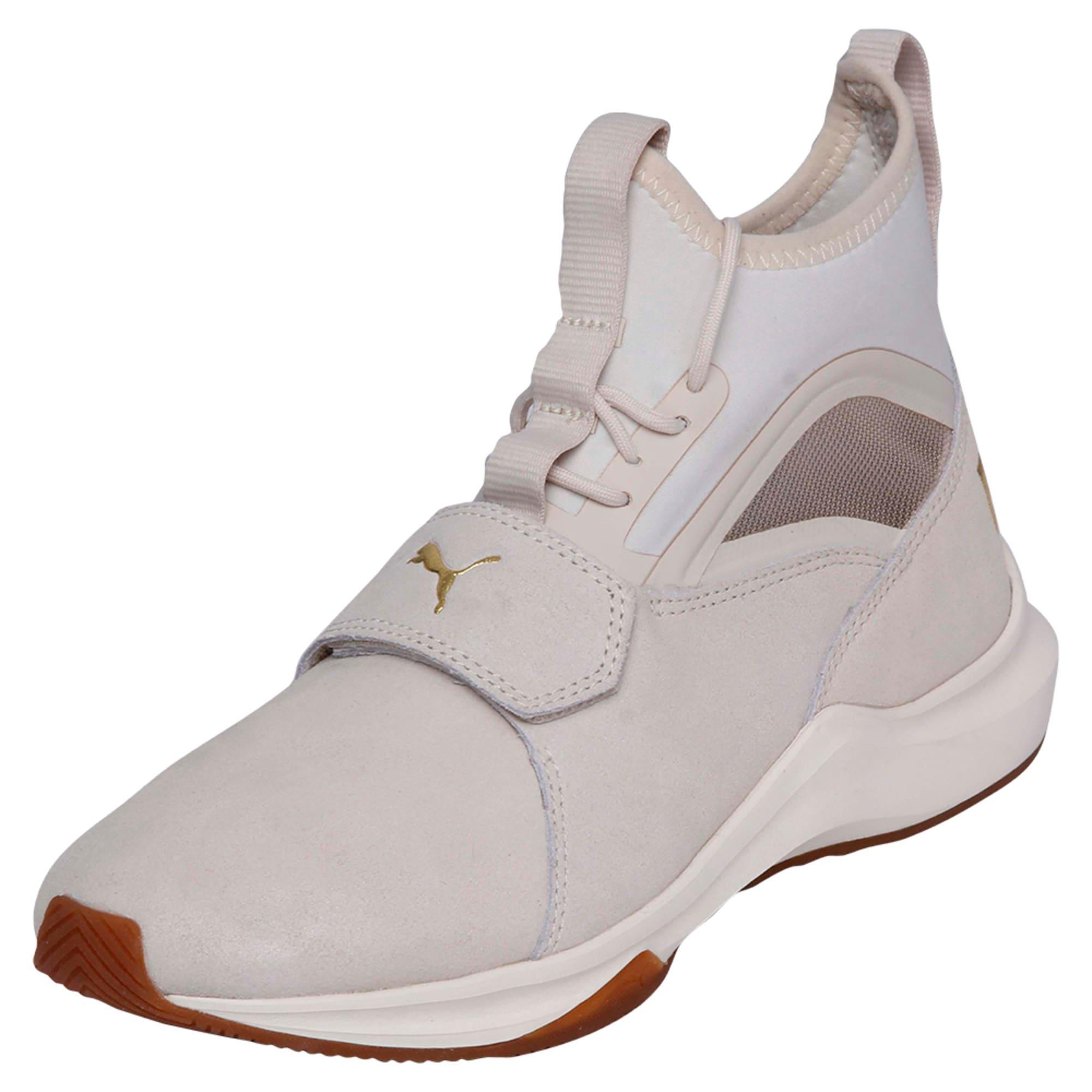 Thumbnail 1 of Phenom Shimmer Women's Training Shoes, Birch-Whisper White, medium-IND