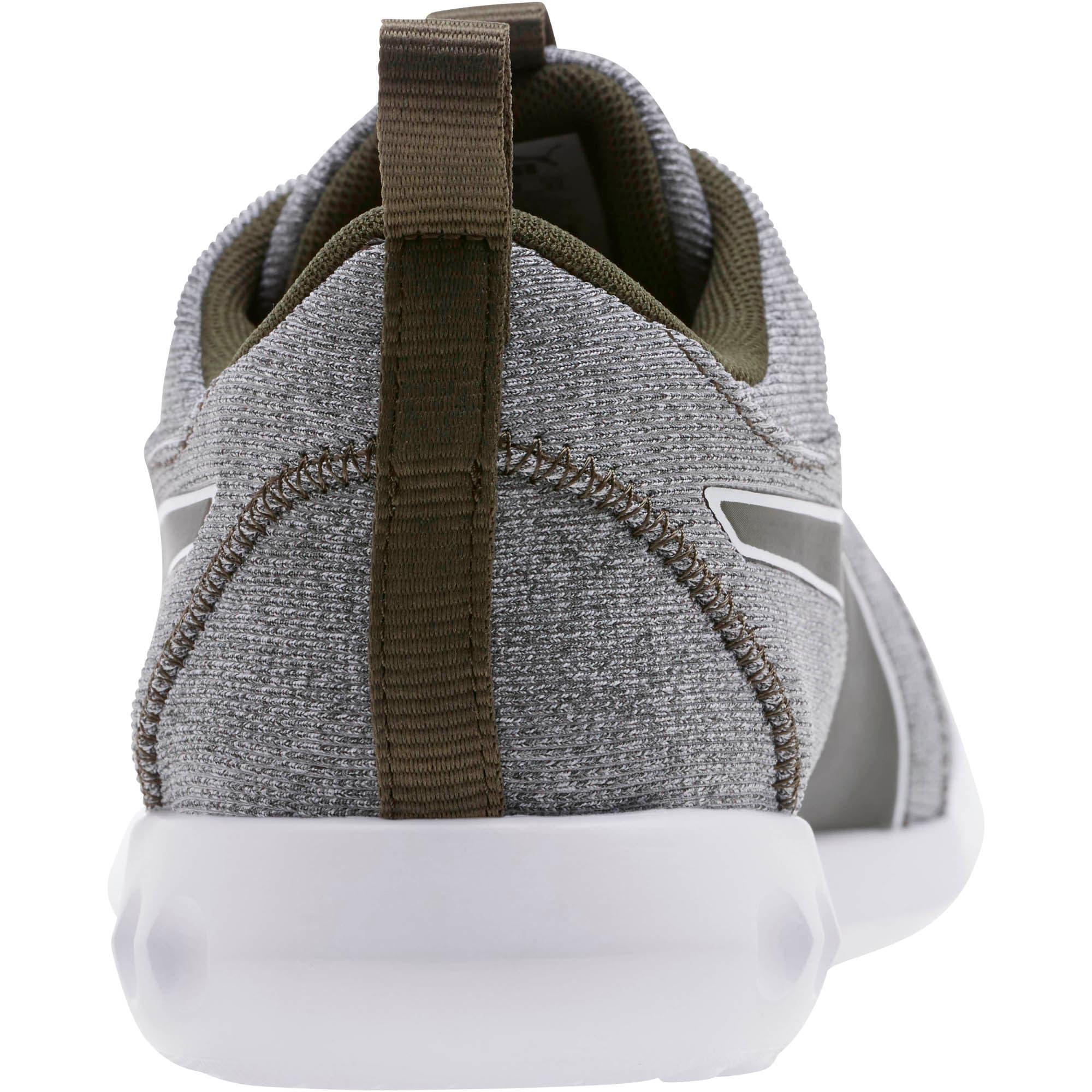 Thumbnail 4 of Carson 2 Men's Nautical Running Shoes, Forest Night-Puma White, medium