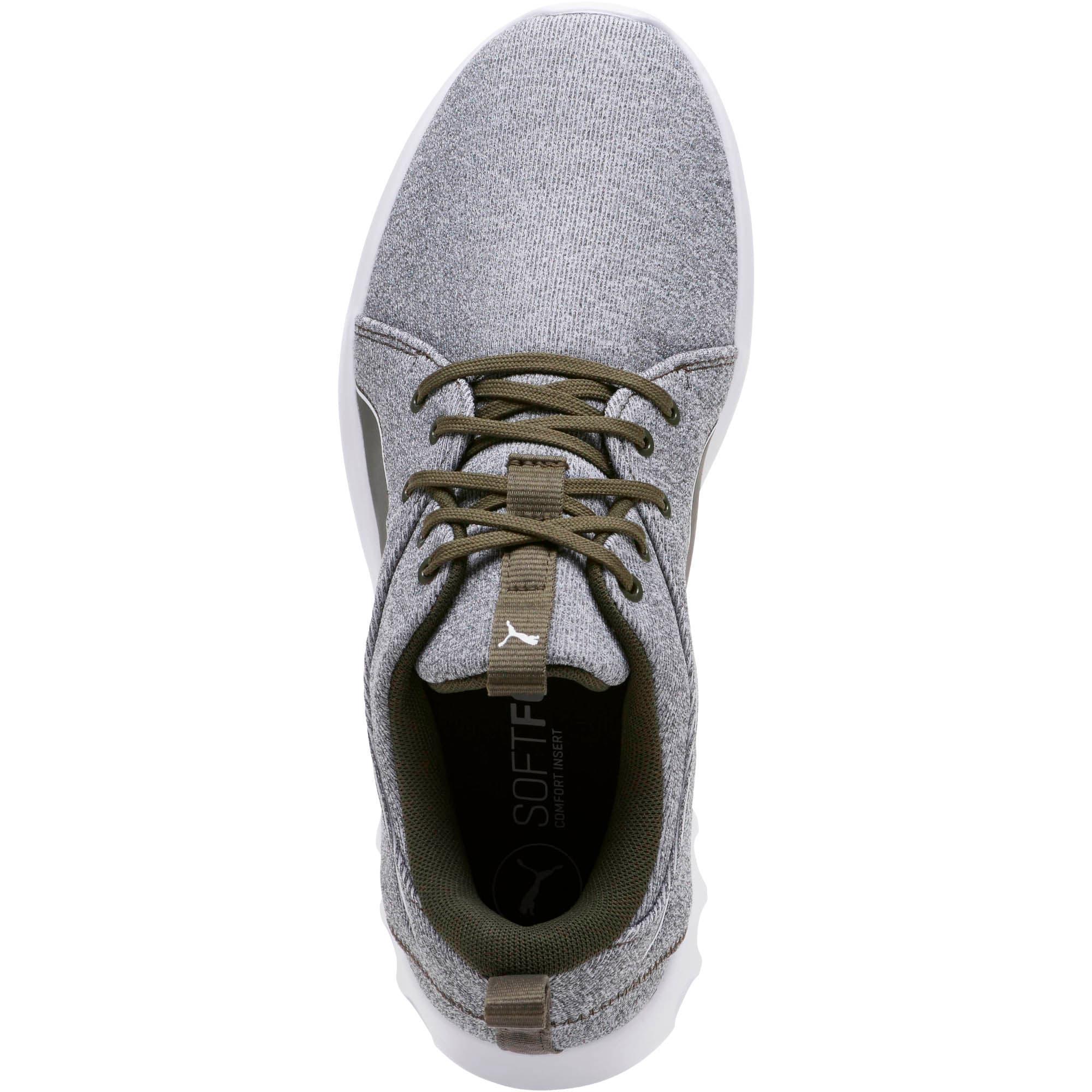 Thumbnail 5 of Carson 2 Men's Nautical Running Shoes, Forest Night-Puma White, medium