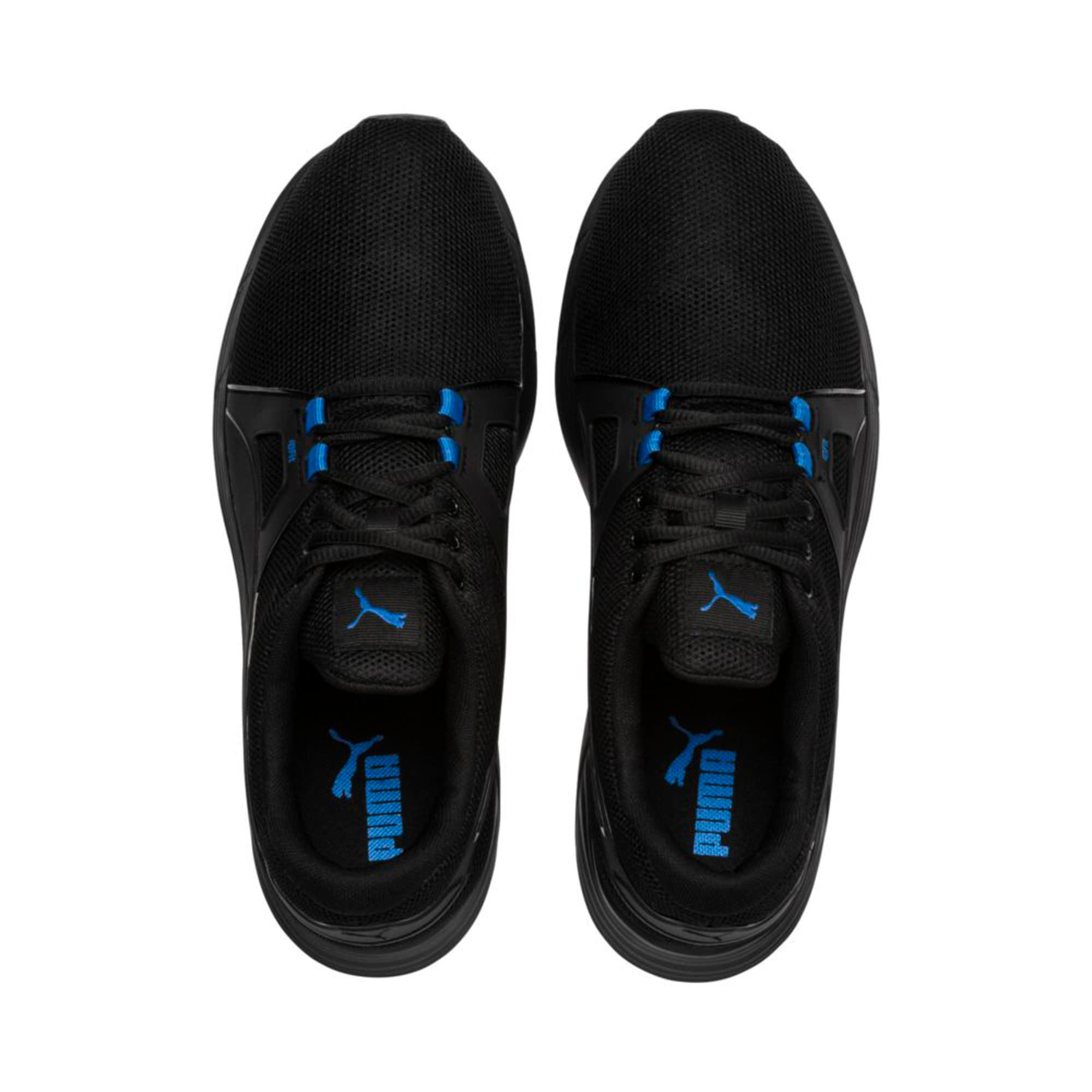Thumbnail 3 of Propel XT Men's Training Shoes, Puma Black-Strong Blue, medium-IND