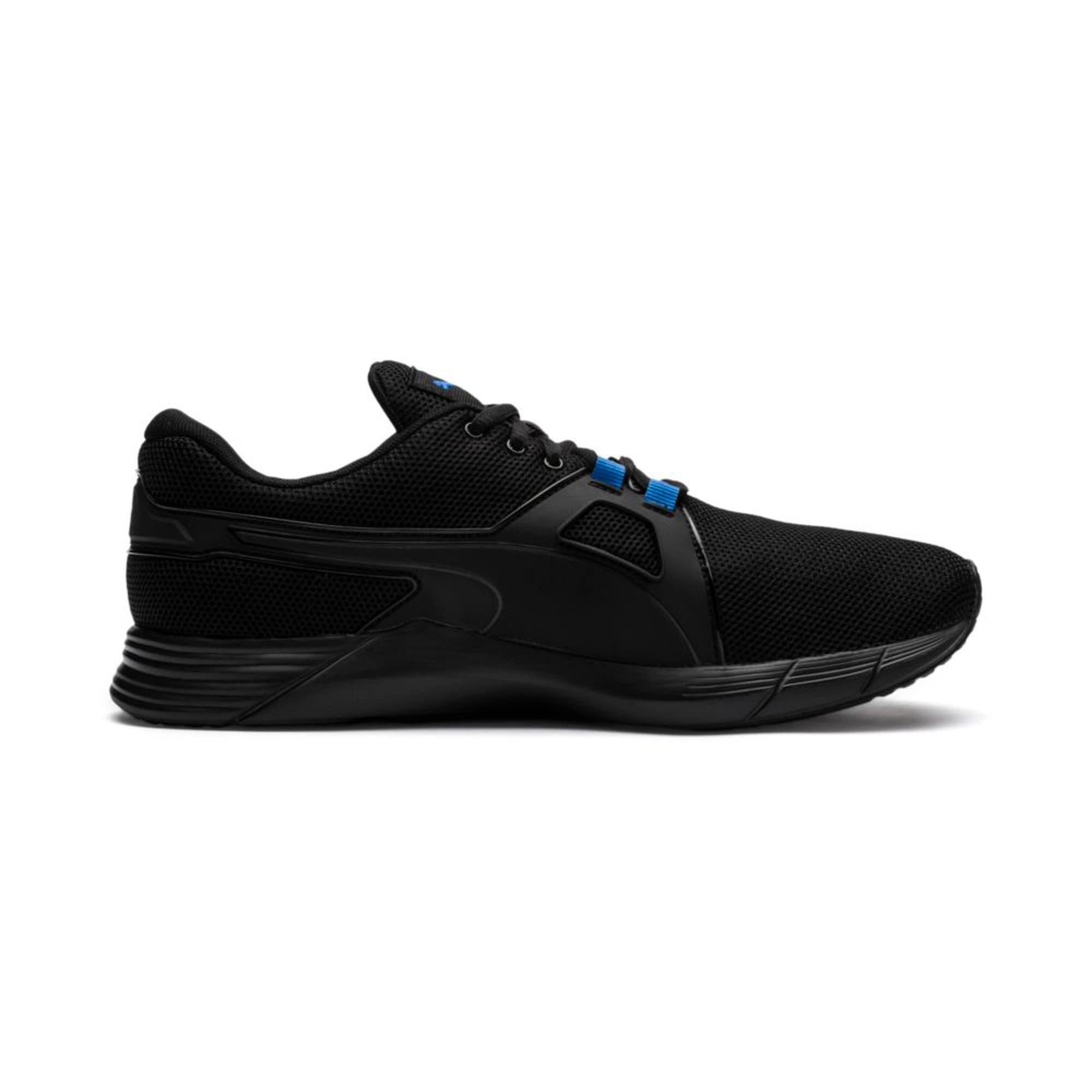 Thumbnail 5 of Propel XT Men's Training Shoes, Puma Black-Strong Blue, medium-IND