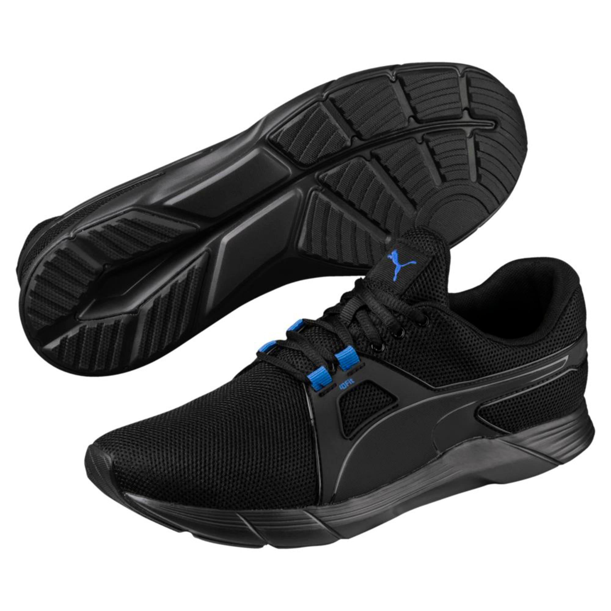 Thumbnail 6 of Propel XT Men's Training Shoes, Puma Black-Strong Blue, medium-IND