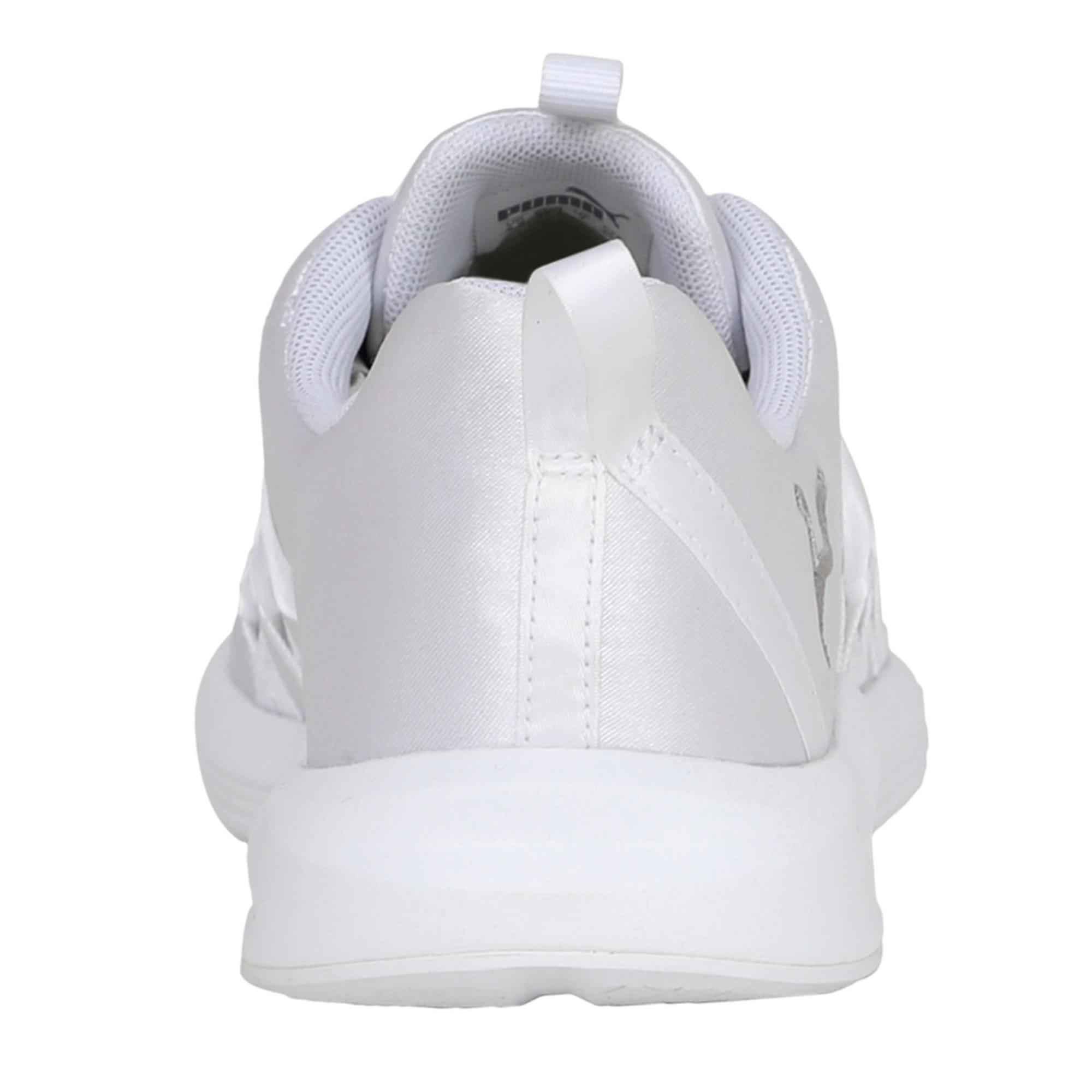 Thumbnail 4 of Prowl Alt Satin Women's Training Shoes, Puma White, medium-IND