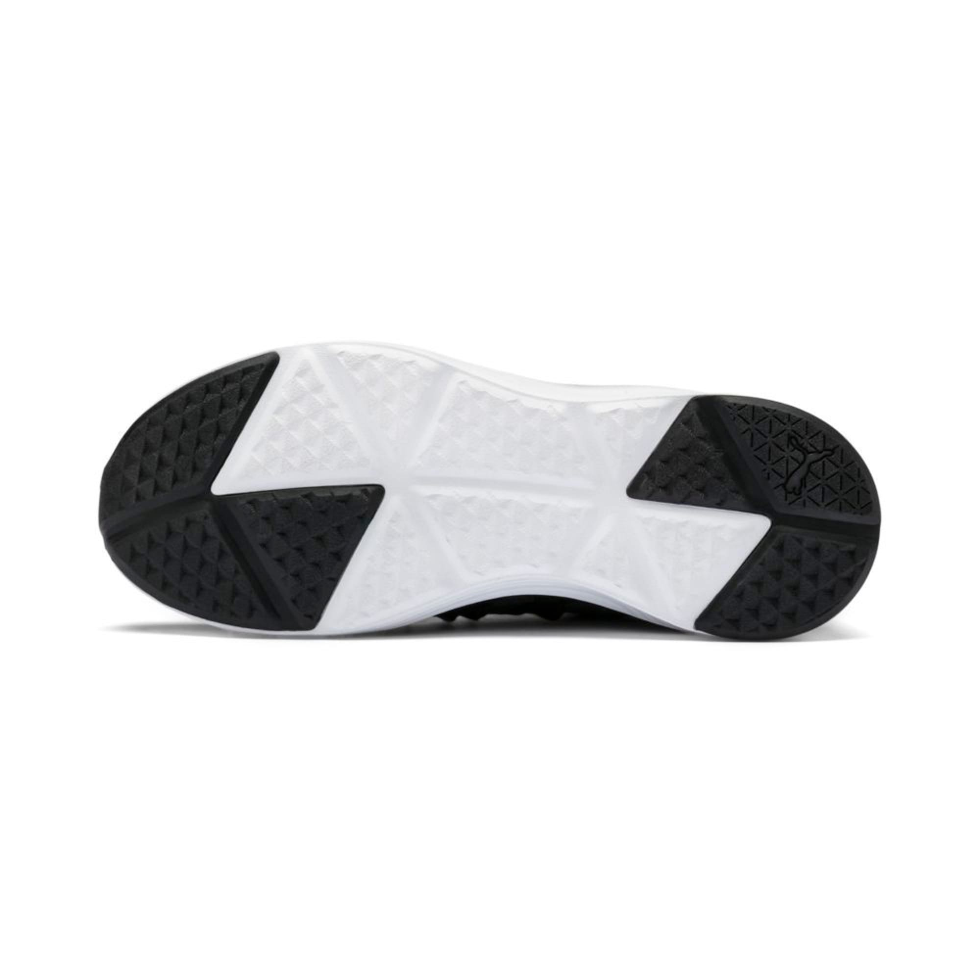 Thumbnail 2 of Prowl Alt Satin Women's Training Shoes, Puma Black-Puma White, medium-IND