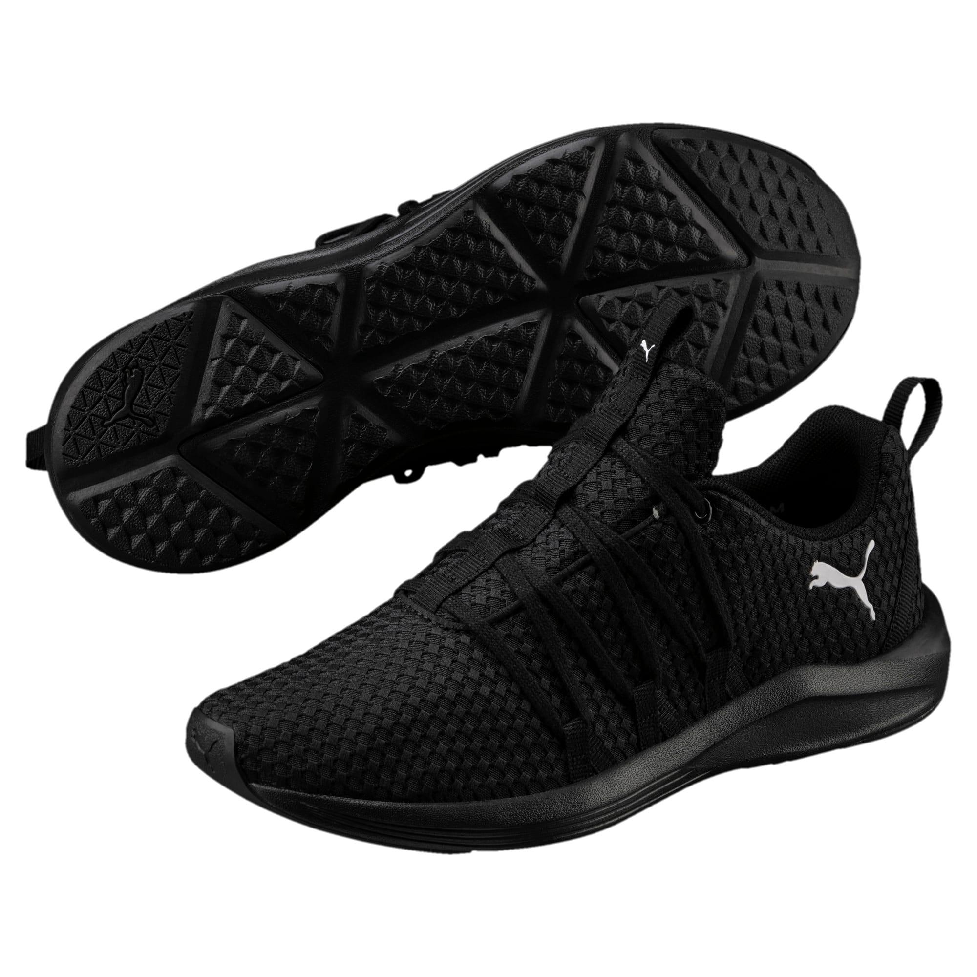 Thumbnail 2 of Prowl Alt Weave Women's Training Shoes, Puma Black-Puma Black, medium-IND