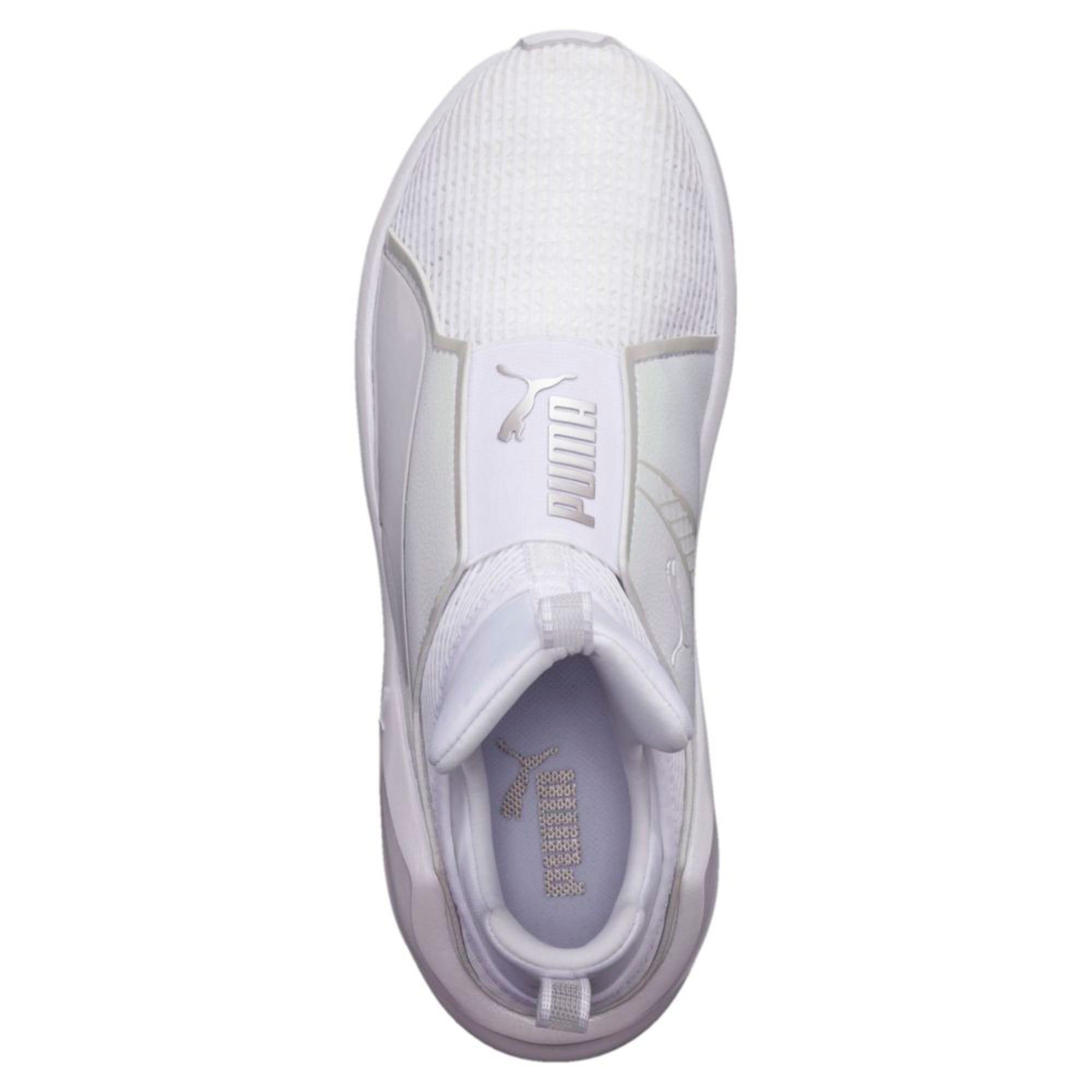 Thumbnail 5 of Fierce En Pointe Women's Training Shoes, Puma White-Puma White, medium-IND