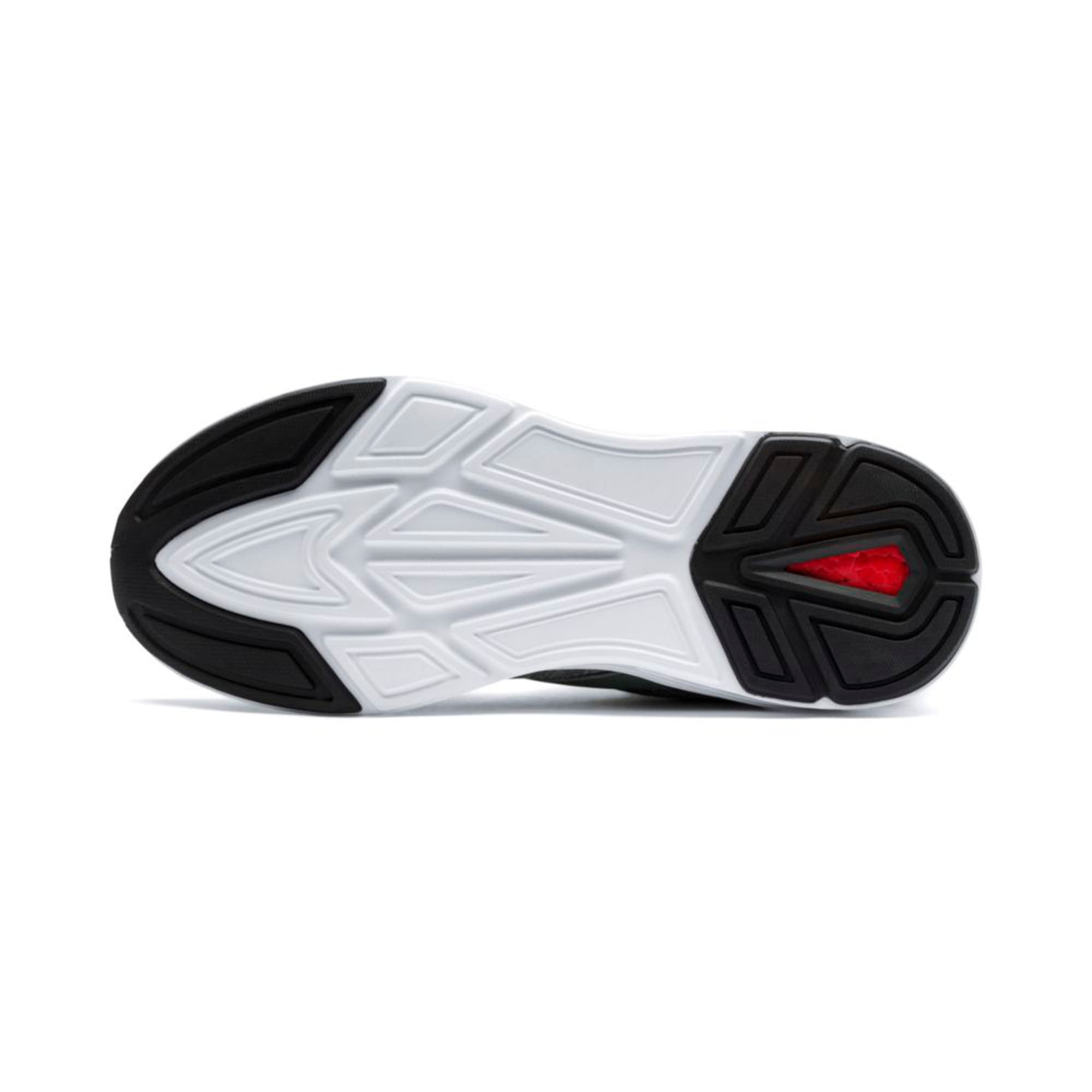 Thumbnail 2 of NRGY Comet Running Shoes, Laurel Wreath-Puma White, medium-IND
