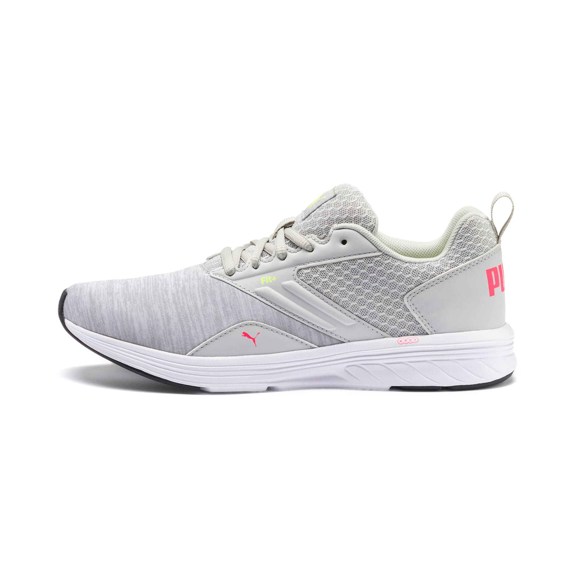 Thumbnail 1 of NRGY Comet Running Shoes, Glacier Gray, medium