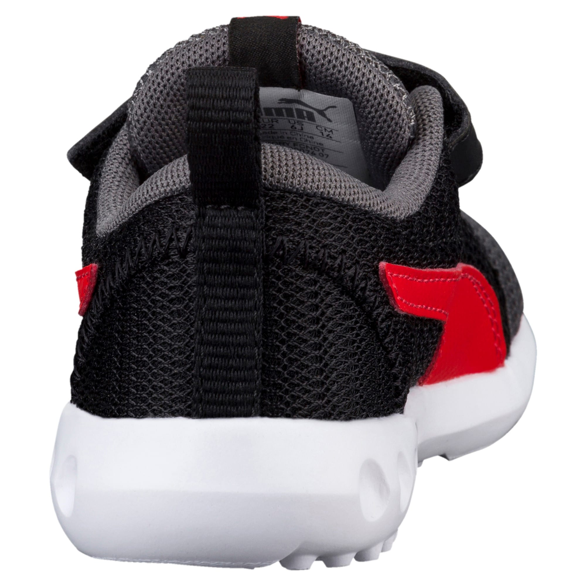 Thumbnail 4 of Carson 2 V Preschool Kids' Trainers, QUIET SHADE-Flame Scarlet, medium-IND