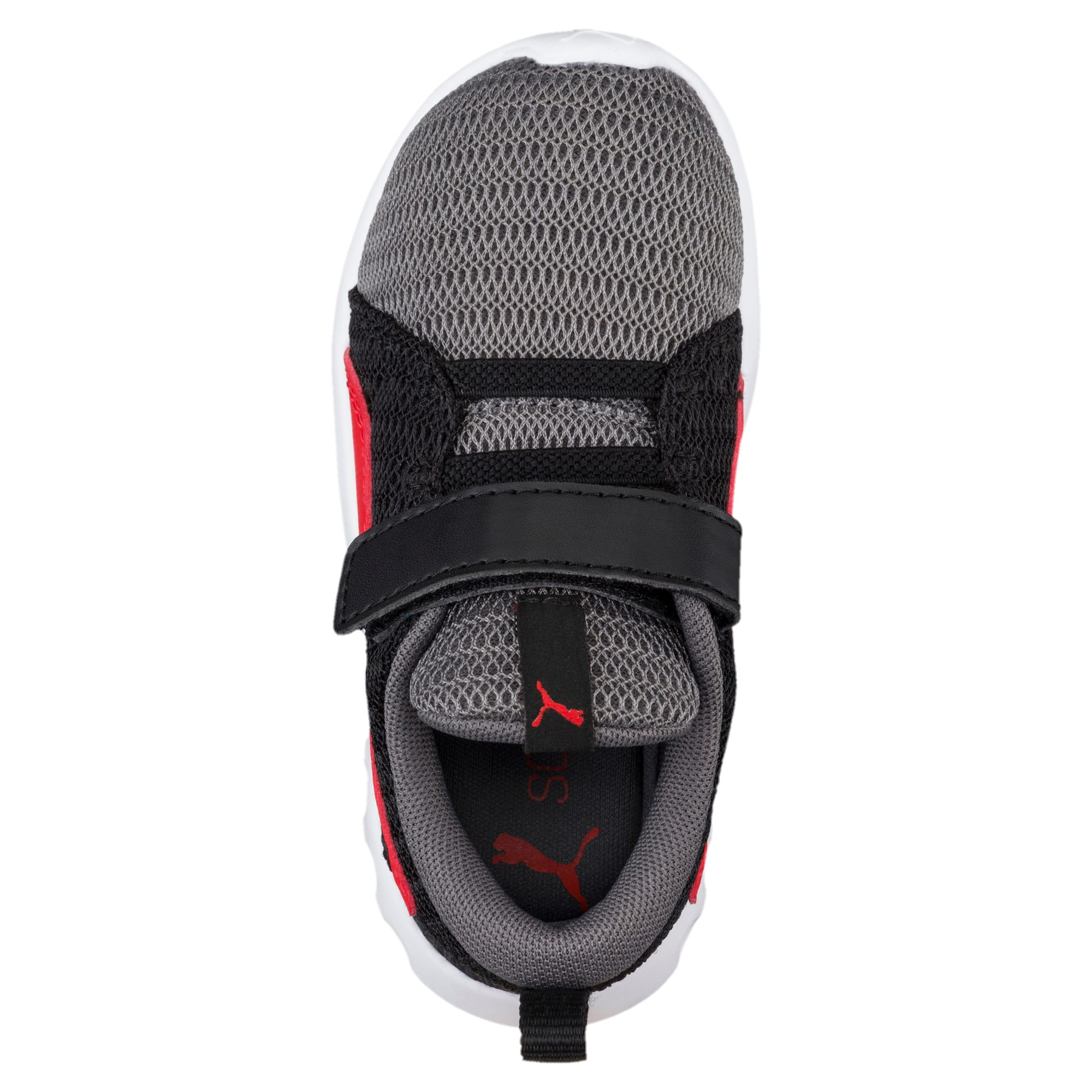 Thumbnail 5 of Carson 2 V Preschool Kids' Trainers, QUIET SHADE-Flame Scarlet, medium-IND
