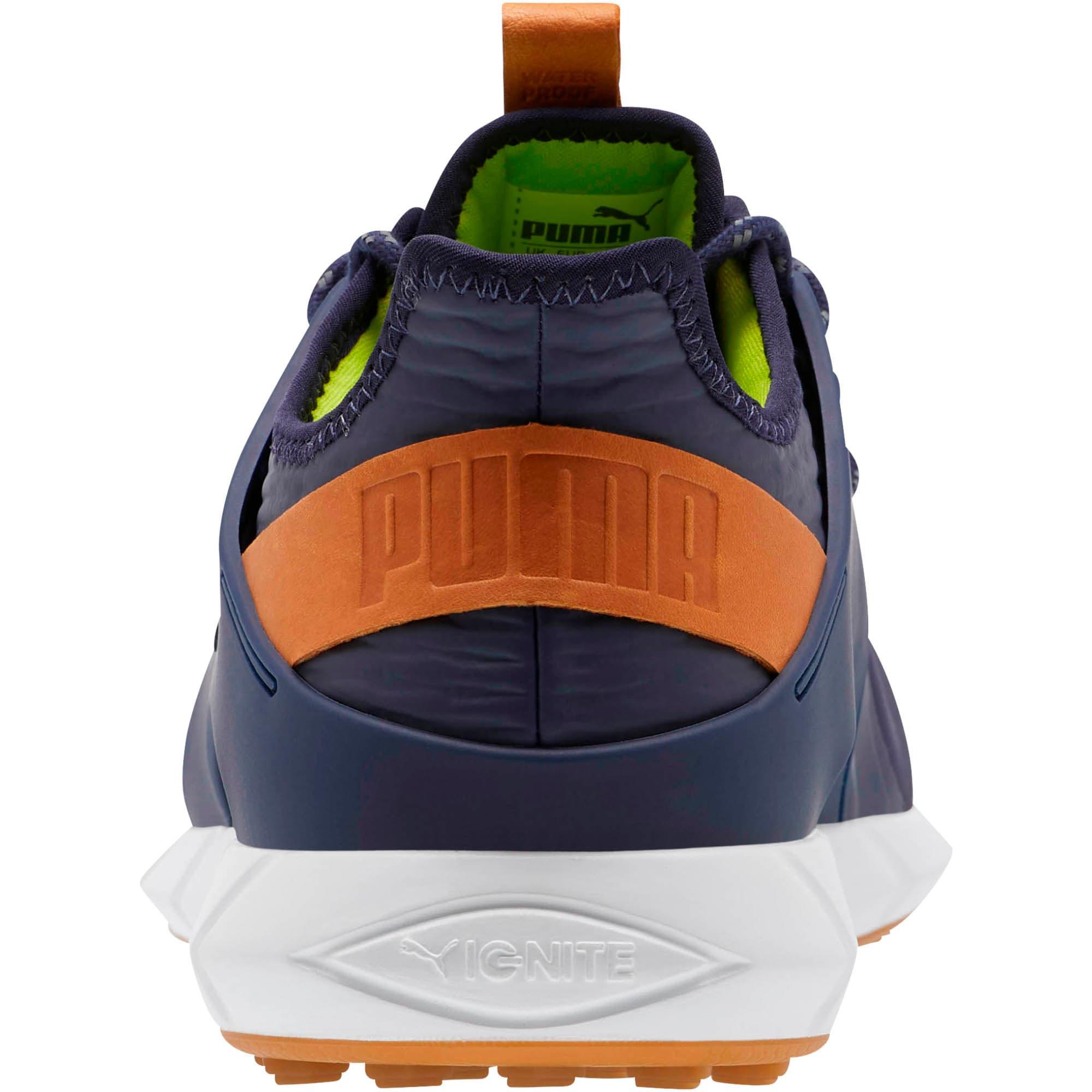 Thumbnail 3 of IGNITE PWRSPORT Men's Golf Shoes, Peacoat-Silver, medium