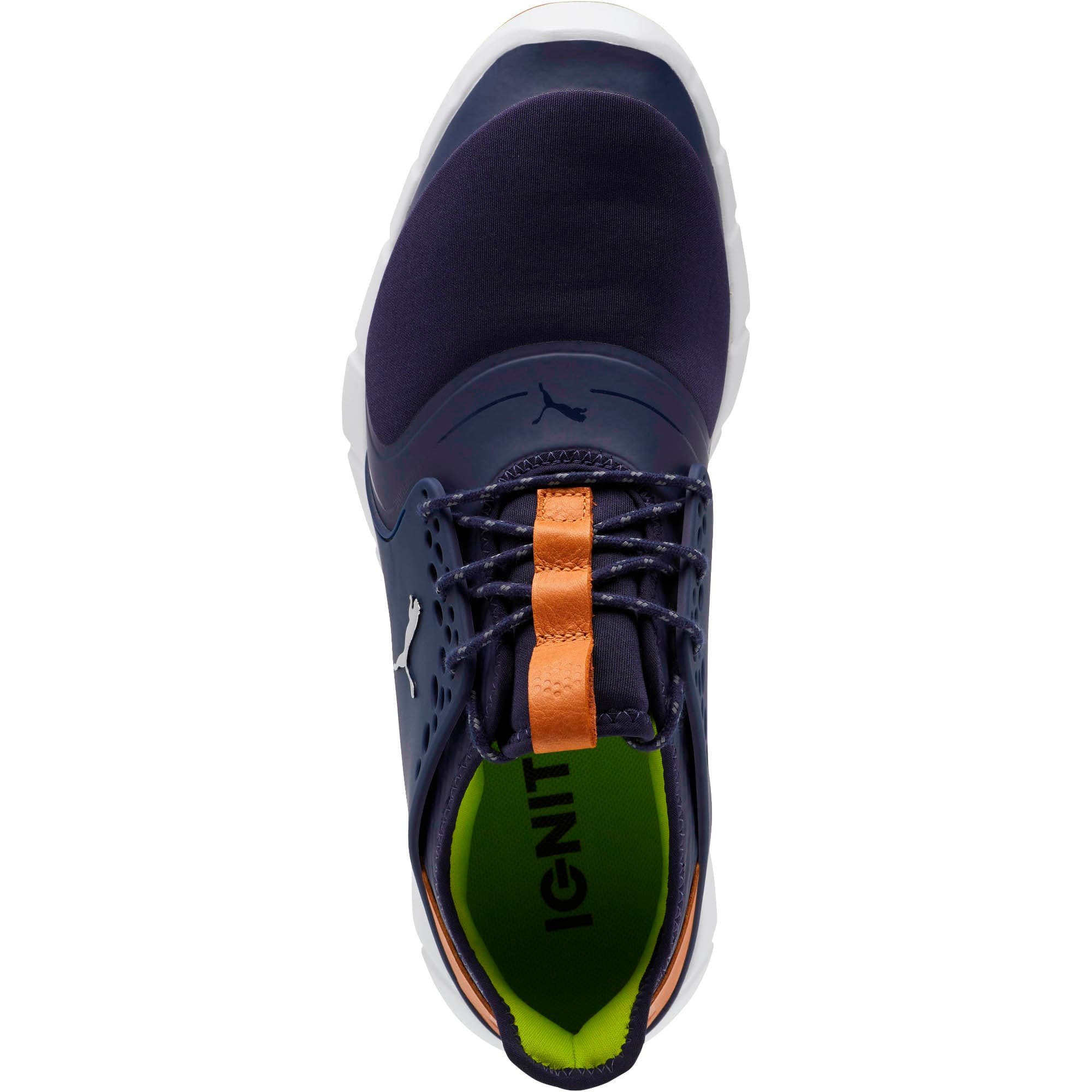 Thumbnail 5 of IGNITE PWRSPORT Men's Golf Shoes, Peacoat-Silver, medium