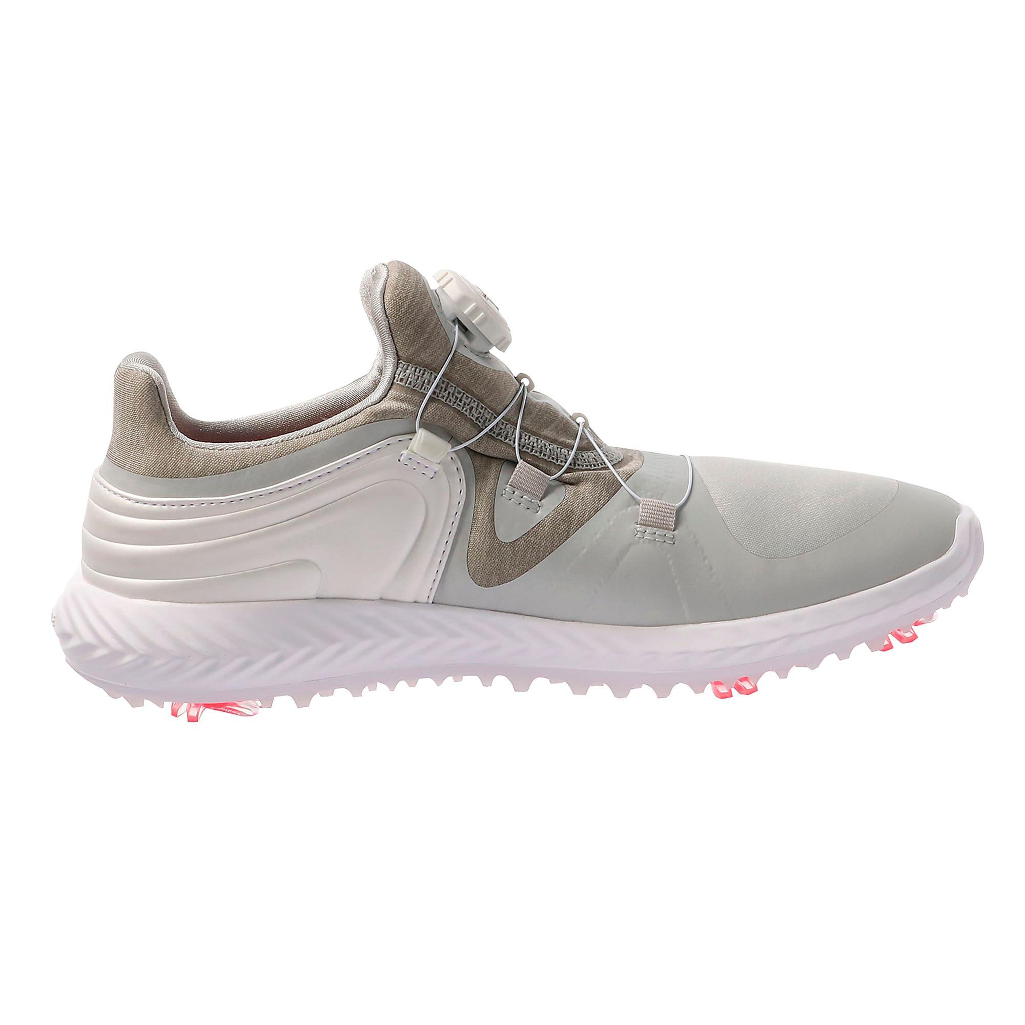 Thumbnail 3 of IGNITE Blaze Sport DISC Women's Golf Shoes, Gray Violet-White, medium