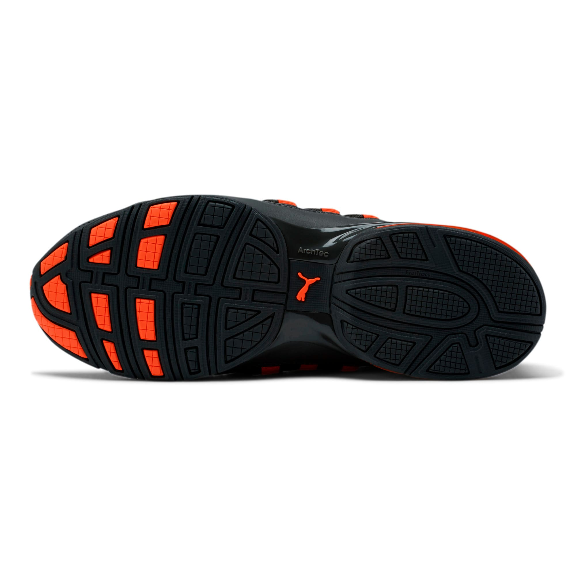 Thumbnail 4 of Cell Regulate Men's Running Shoes, Dark Shadow-Nrgy Red, medium