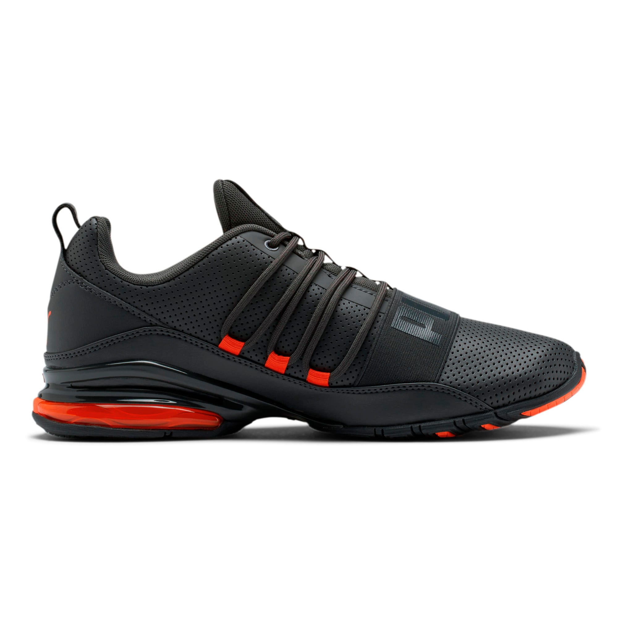 Thumbnail 5 of Cell Regulate Men's Running Shoes, Dark Shadow-Nrgy Red, medium
