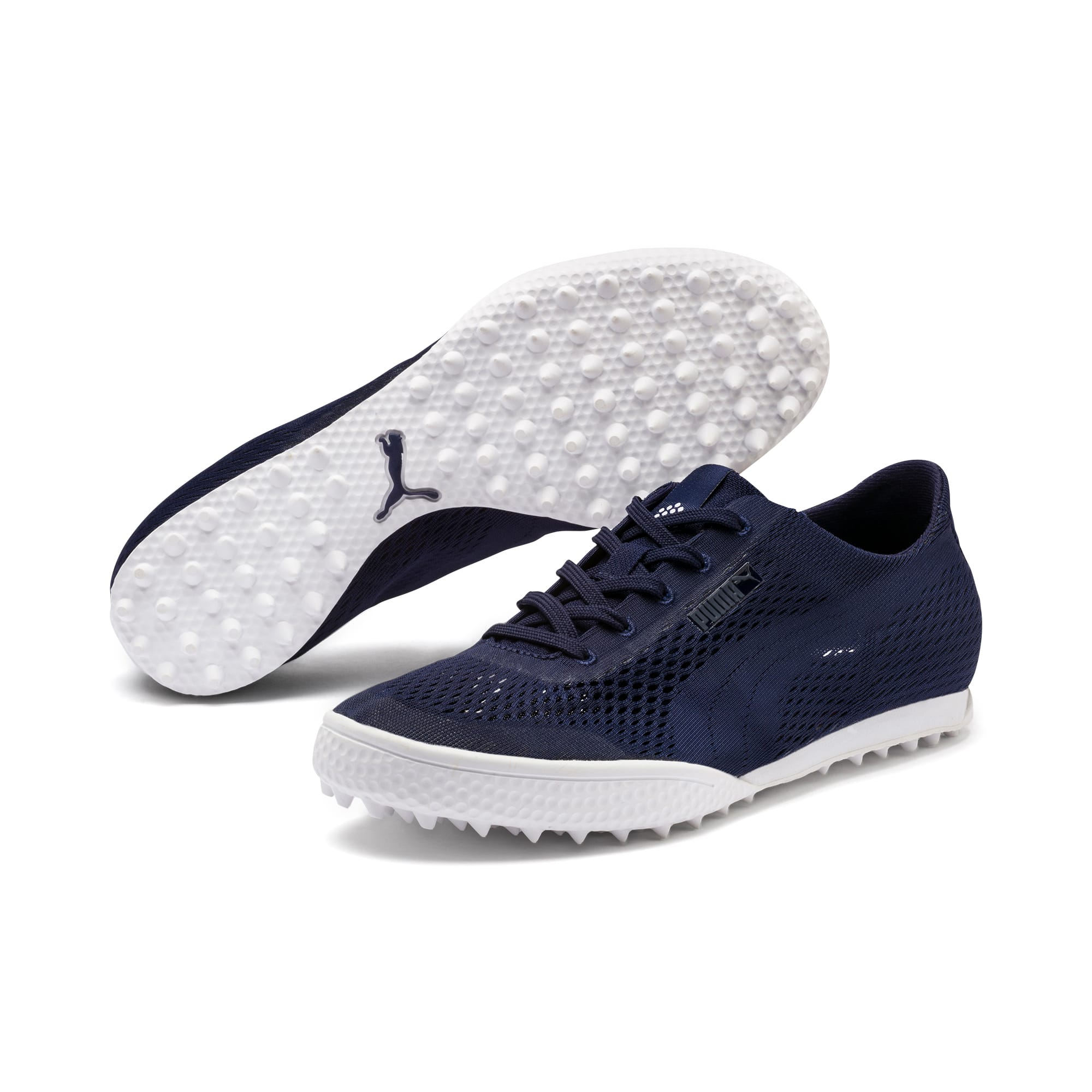 tacos zapatos golf puma