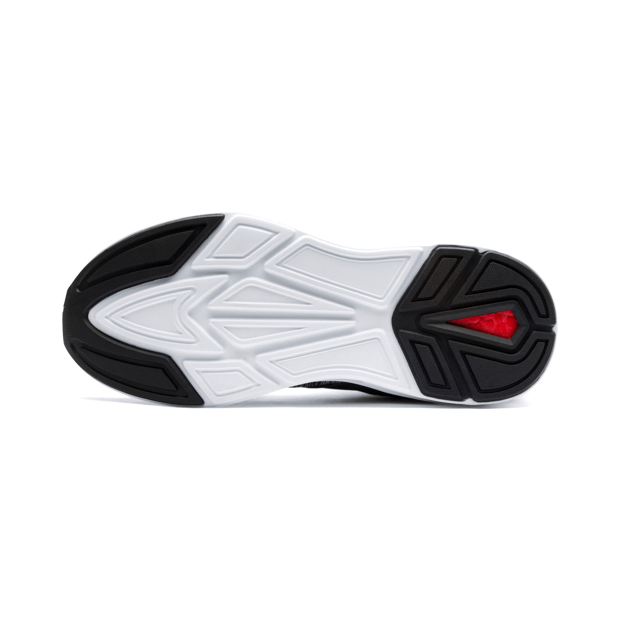 Thumbnail 5 of NRGY Comet Kids' Training Shoes, Puma White-Puma Black, medium-IND