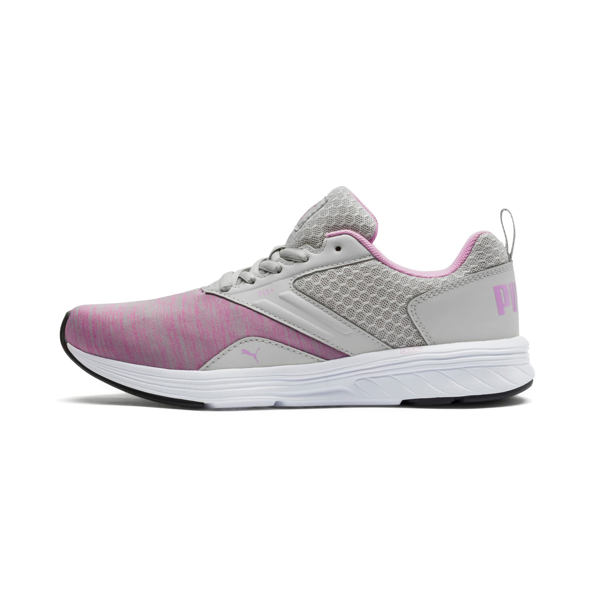 Thumbnail 1 of NRGY Comet Kids' Training Shoes, Gray Violet-Orchid, medium-IND