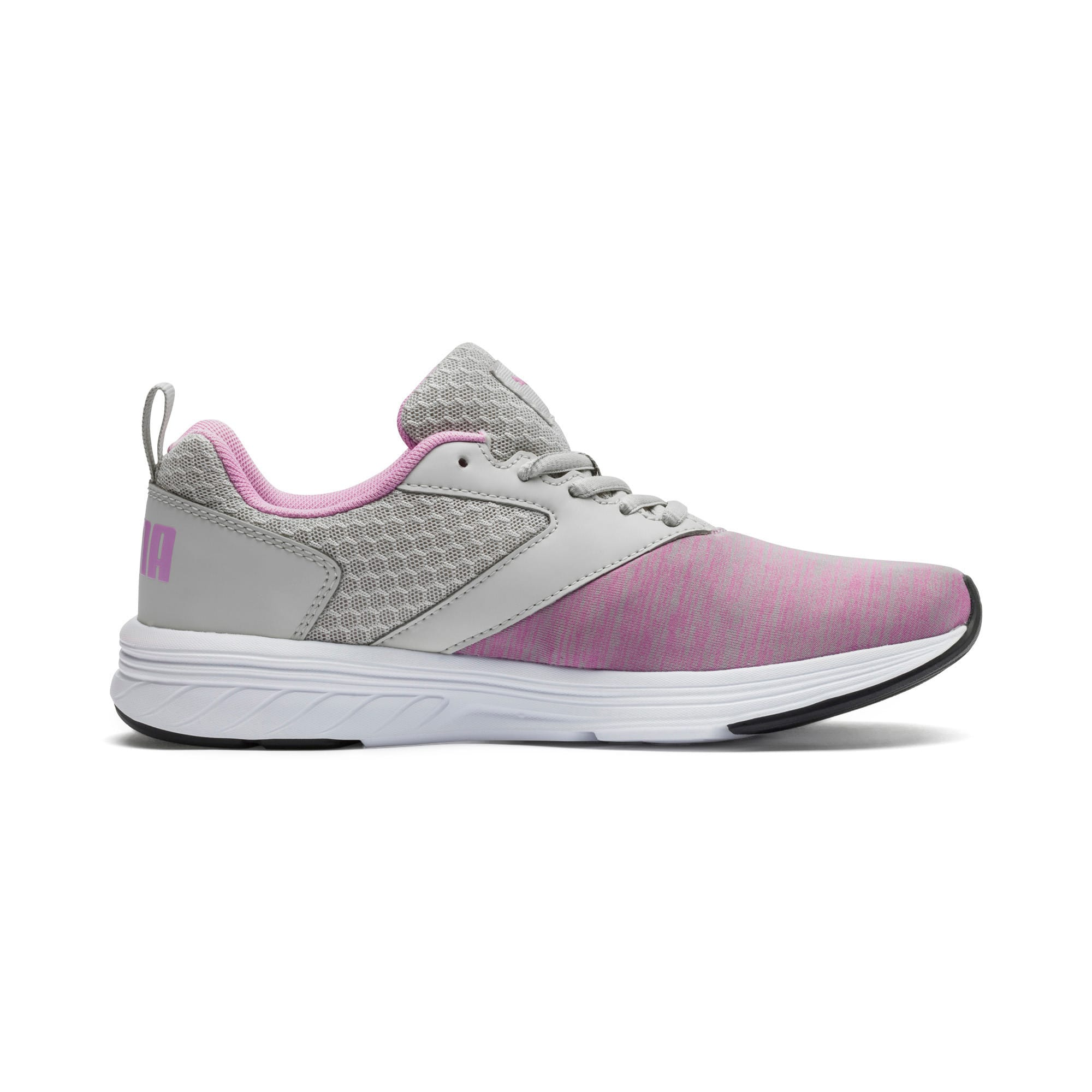 Thumbnail 5 of NRGY Comet Kids' Training Shoes, Gray Violet-Orchid, medium-IND
