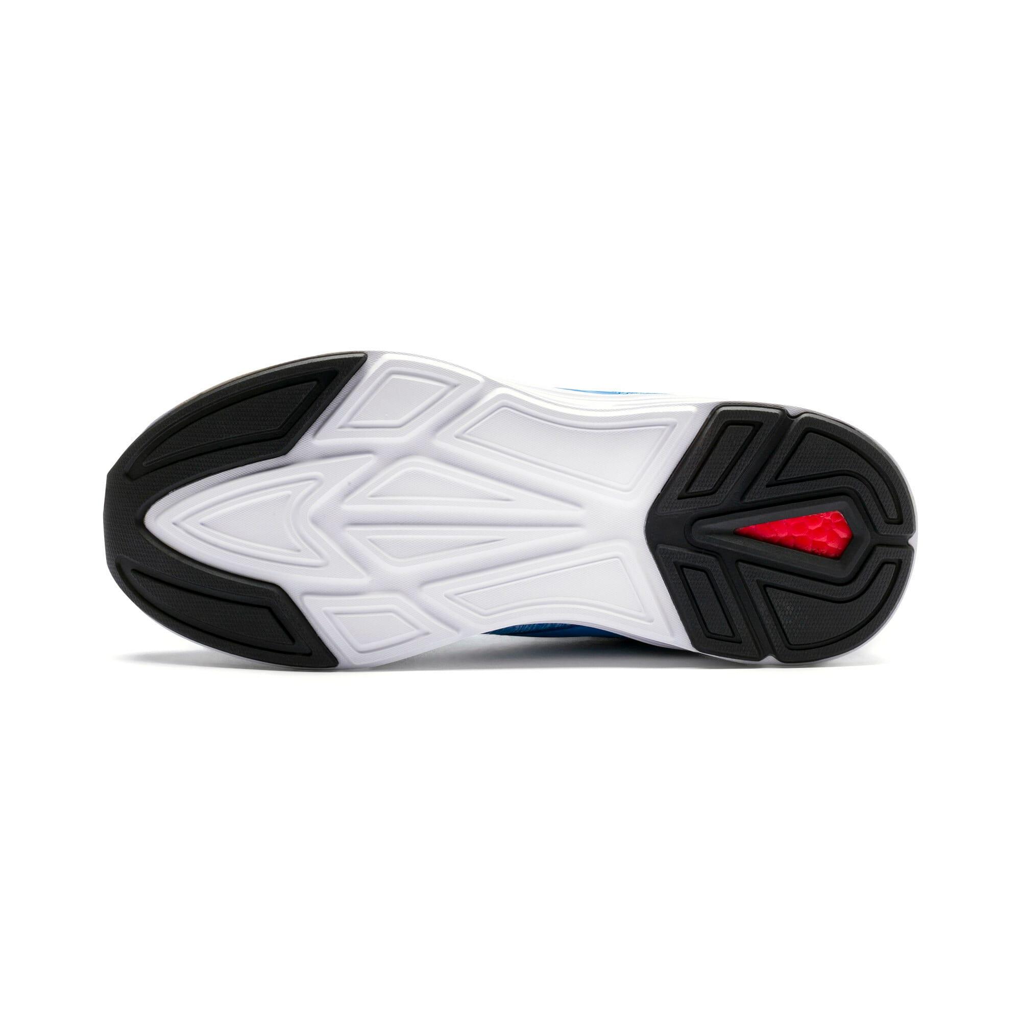 Thumbnail 2 of NRGY Comet Kids' Training Shoes, Indigo Bunting-Puma White, medium-IND