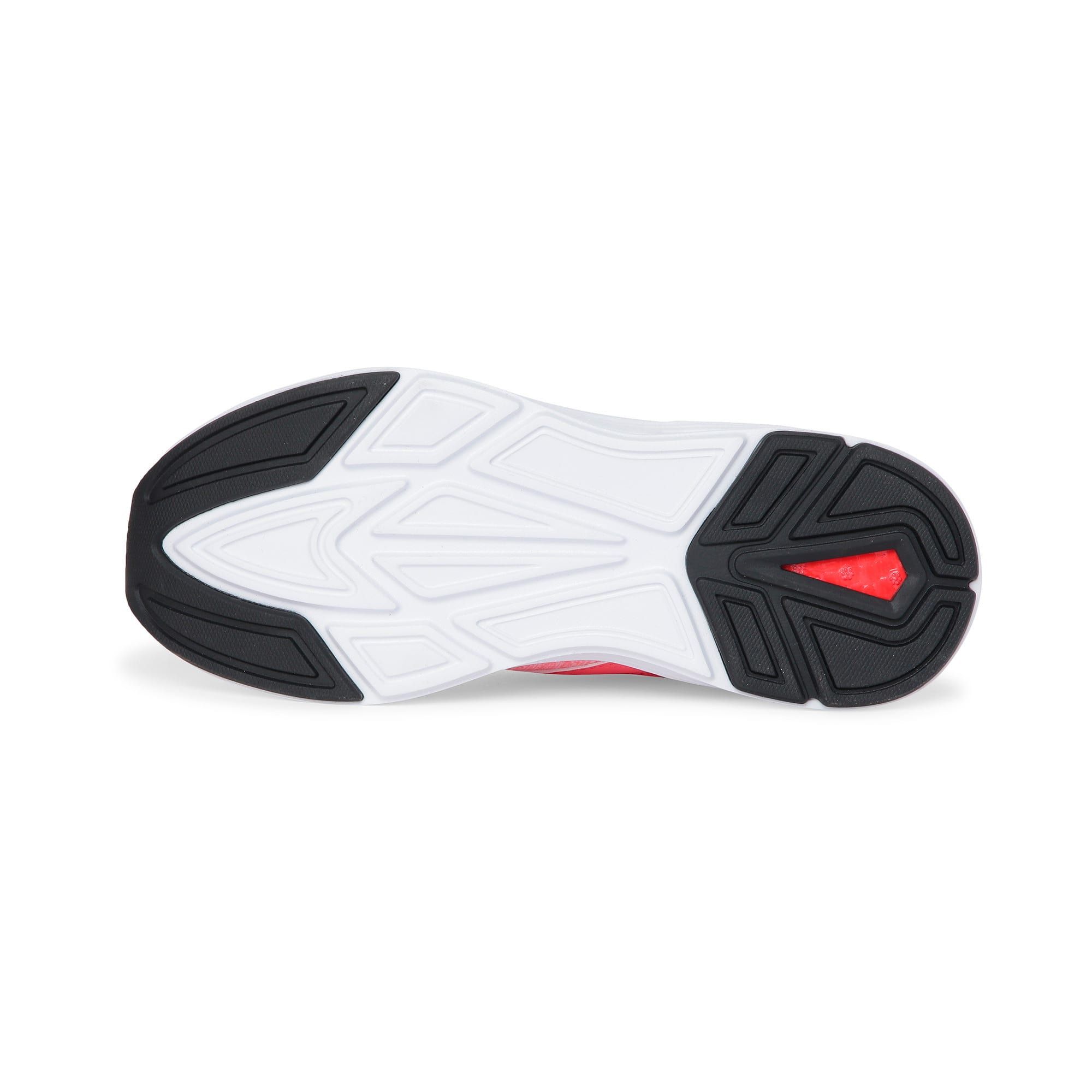 Thumbnail 4 of NRGY Comet Kids' Training Shoes, Calypso Coral-Puma White, medium-IND
