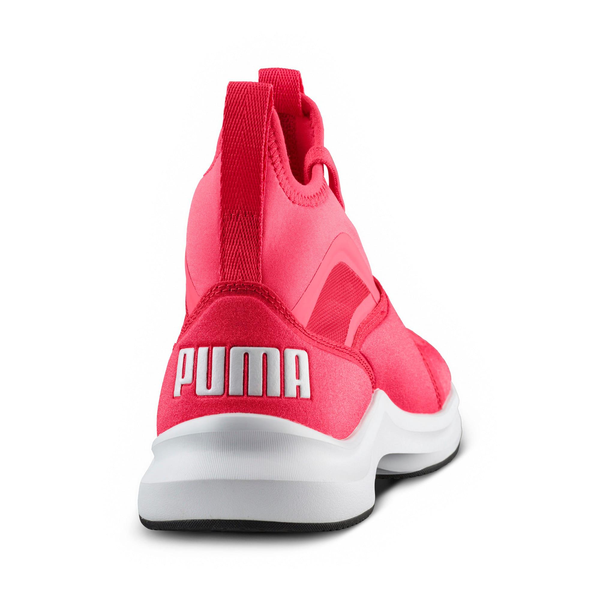Thumbnail 4 of Phenom Women's Training Shoes, Paradise Pink-Puma White, medium-IND