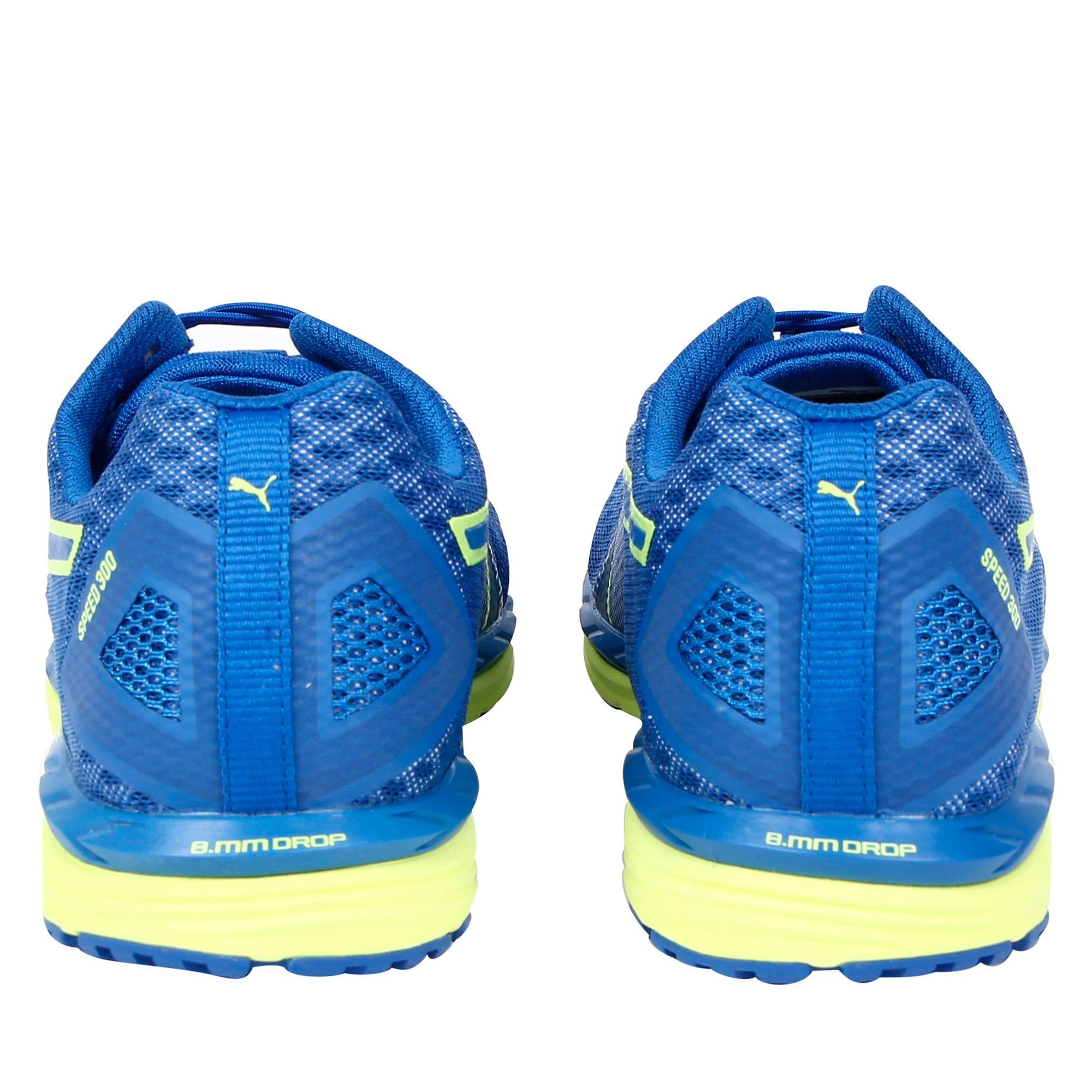 Thumbnail 3 of Speed 300 IGNITE 3 Men's Running Shoes, Turkish Sea-Peacoat-Yellow, medium-IND