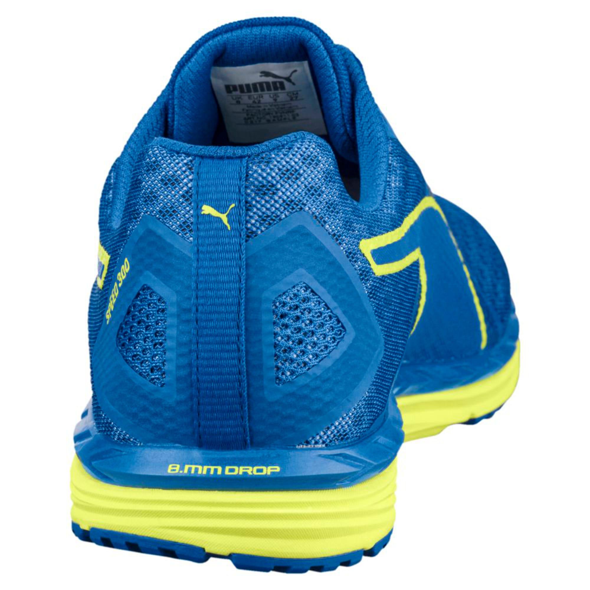 Thumbnail 4 of Speed 300 IGNITE 3 Men's Running Shoes, Turkish Sea-Peacoat-Yellow, medium-IND
