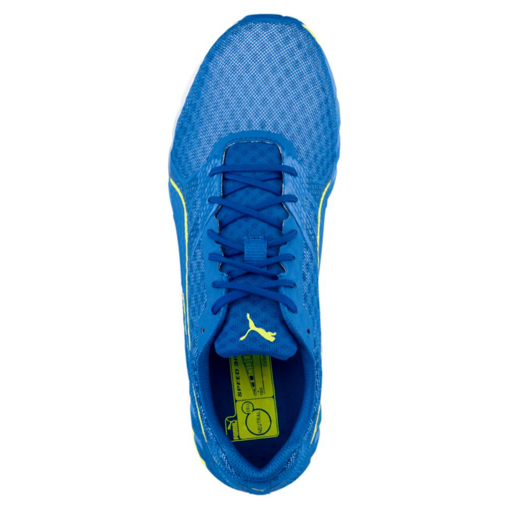 Thumbnail 5 of Speed 300 IGNITE 3 Men's Running Shoes, Turkish Sea-Peacoat-Yellow, medium-IND