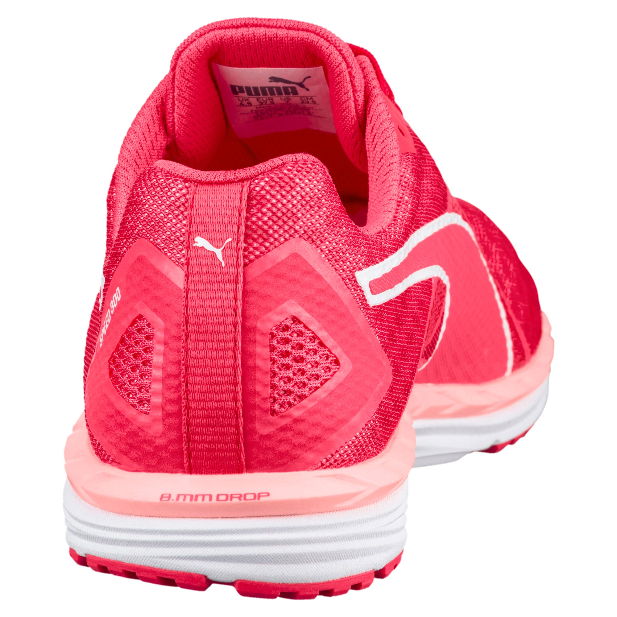 Thumbnail 2 of Speed 300 IGNITE 3 Women's Running Shoes, Pink-Fluo Peach-White, medium-IND