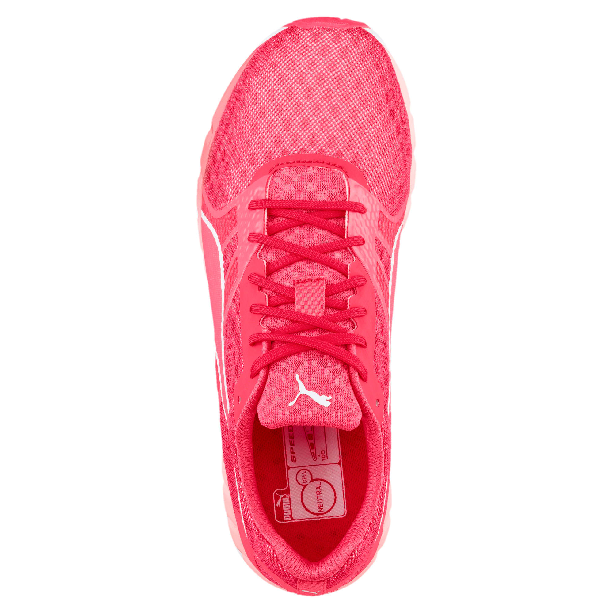 Thumbnail 5 of Speed 300 IGNITE 3 Women's Running Shoes, Pink-Fluo Peach-White, medium-IND