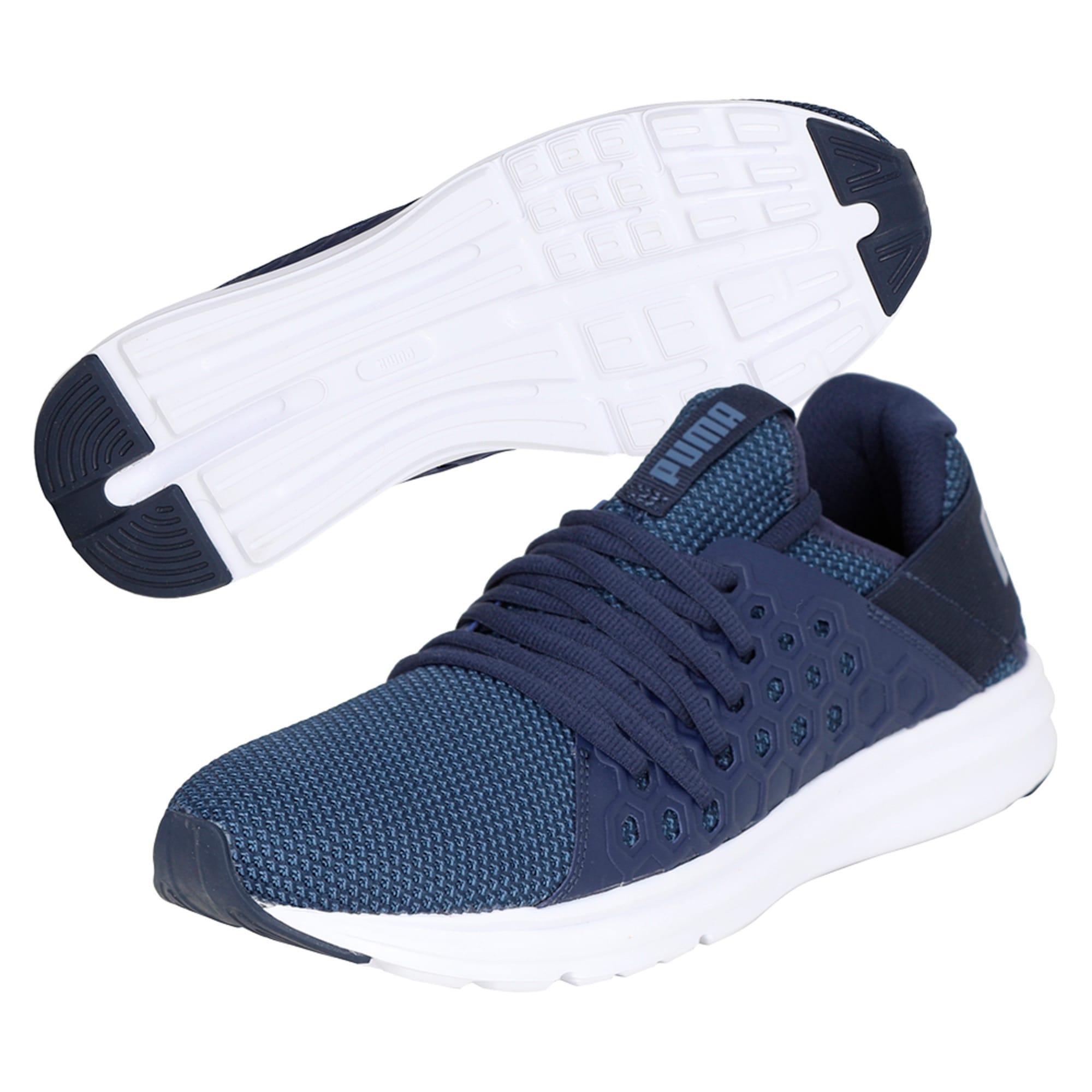 Thumbnail 6 of Enzo NETFIT Men's Training Shoes, Peacoat-Blue Indigo, medium-IND