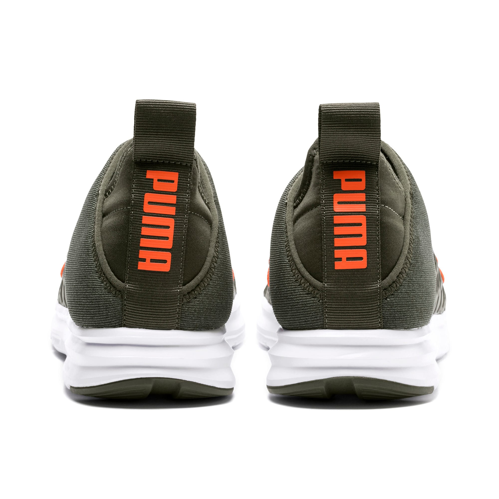 Thumbnail 3 of Enzo NETFIT Mid Men's Training Shoes, Forest Night-Firecracker, medium-IND