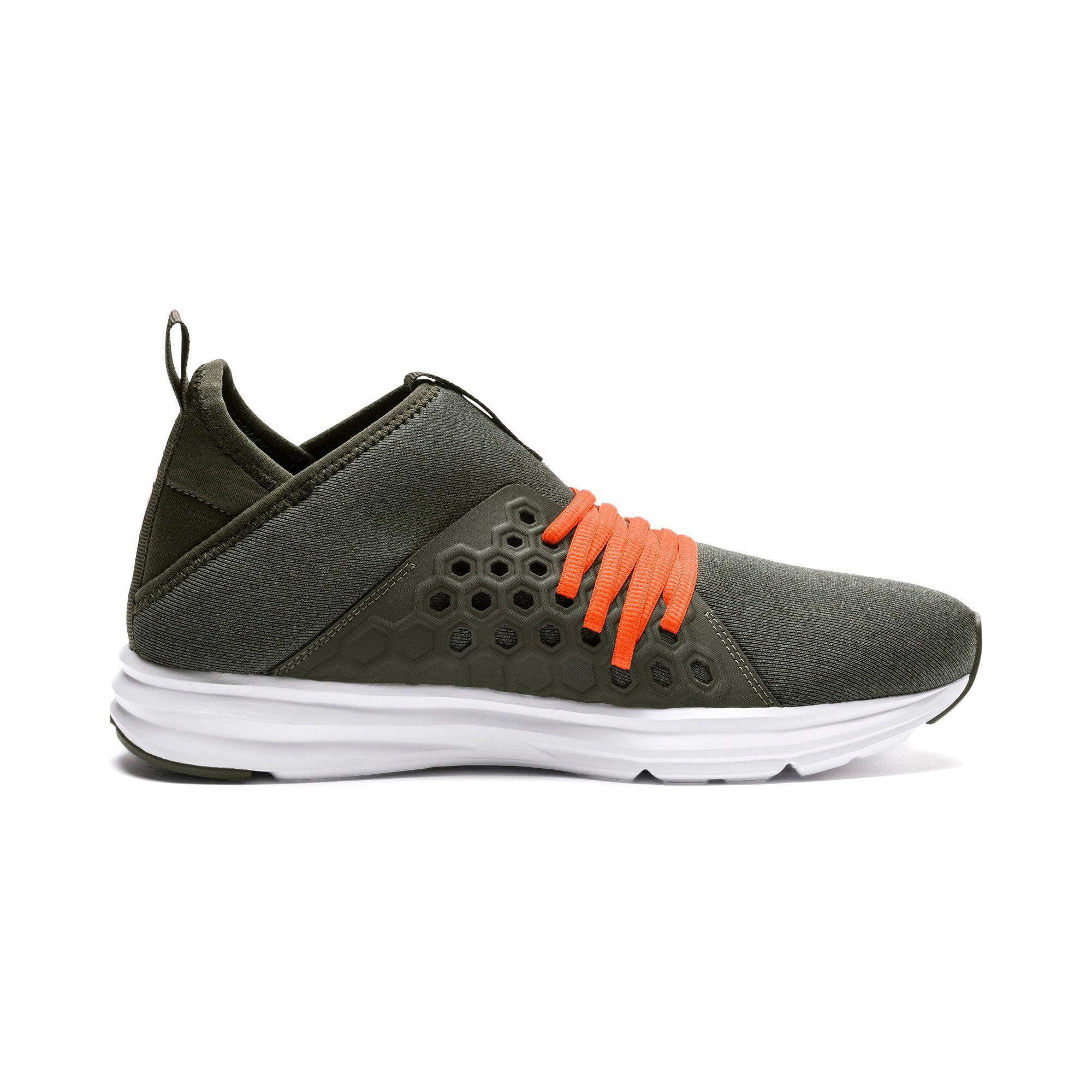 Thumbnail 5 of Enzo NETFIT Mid Men's Training Shoes, Forest Night-Firecracker, medium-IND