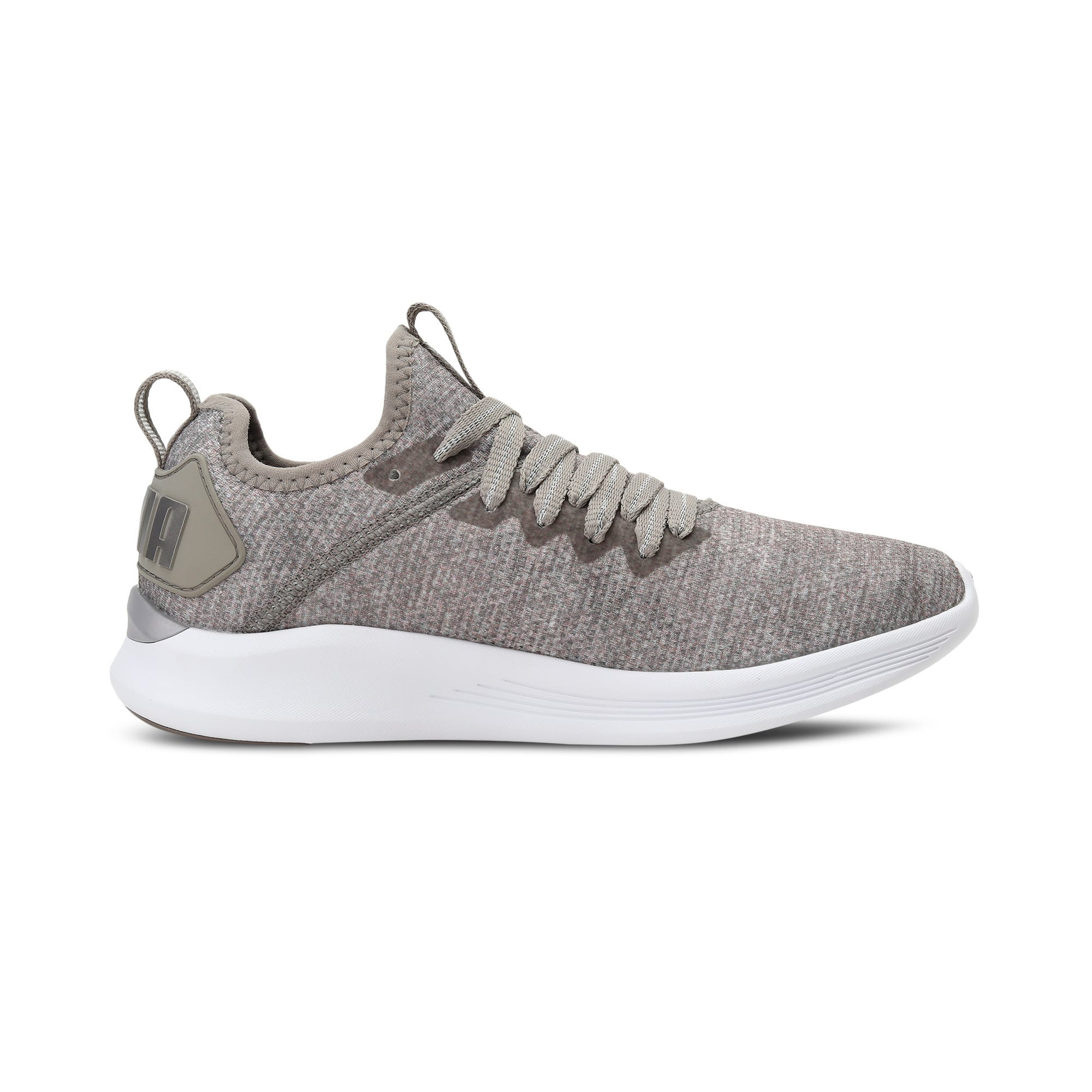 Thumbnail 5 of Flash IGNITE evoKNIT En Pointe Women's Trainers, Rock Ridge-Metallic Beige, medium-IND