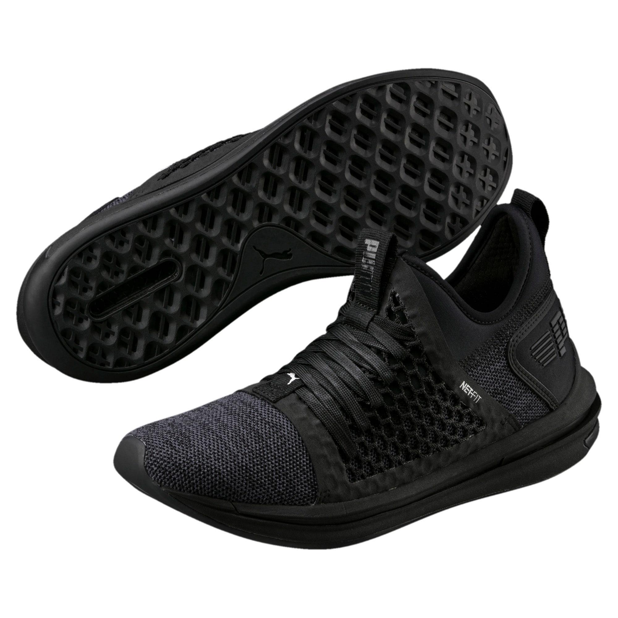 Thumbnail 2 of IGNITE Limitless SR NETFIT Men's Trainer Shoes, Puma Black, medium-IND