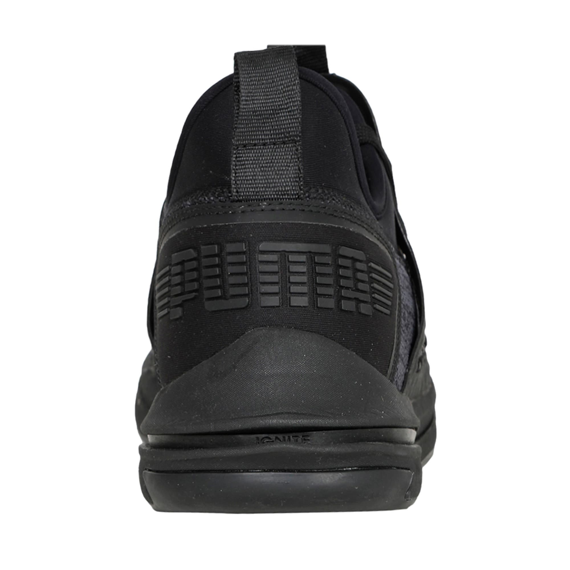 Thumbnail 4 of IGNITE Limitless SR NETFIT Men's Trainer Shoes, Puma Black, medium-IND