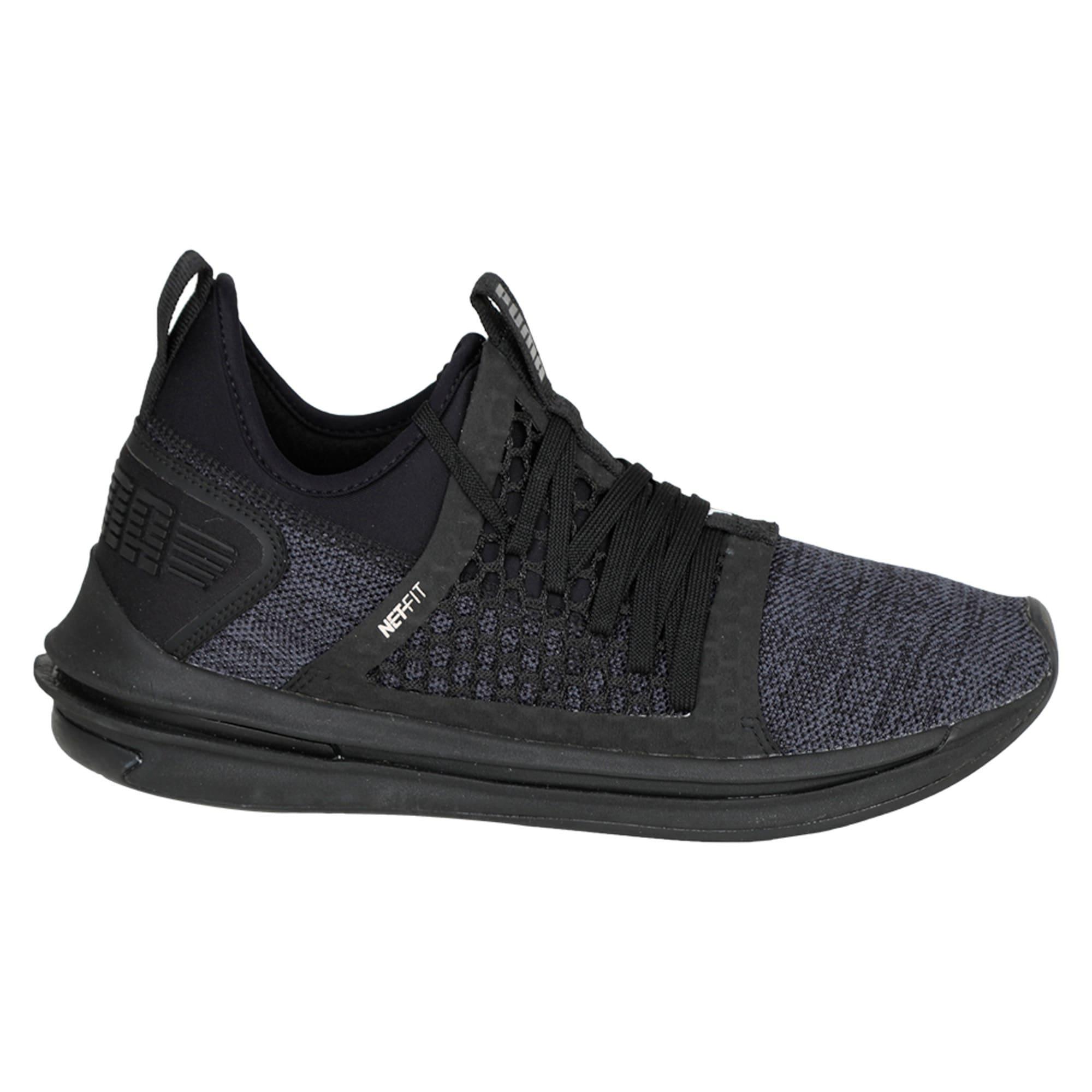 Thumbnail 5 of IGNITE Limitless SR NETFIT Men's Trainer Shoes, Puma Black, medium-IND