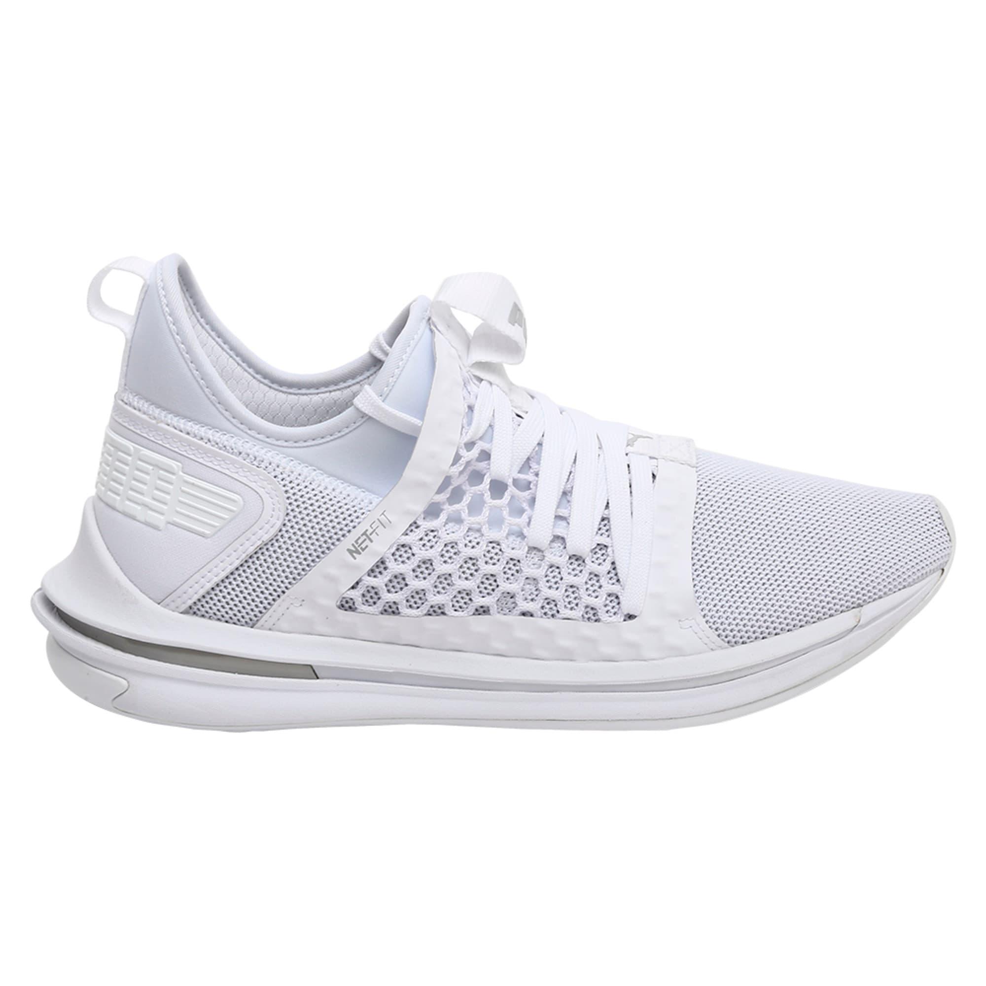 Thumbnail 3 of IGNITE Limitless SR NETFIT Men's Trainer Shoes, Puma White-Puma White, medium-IND