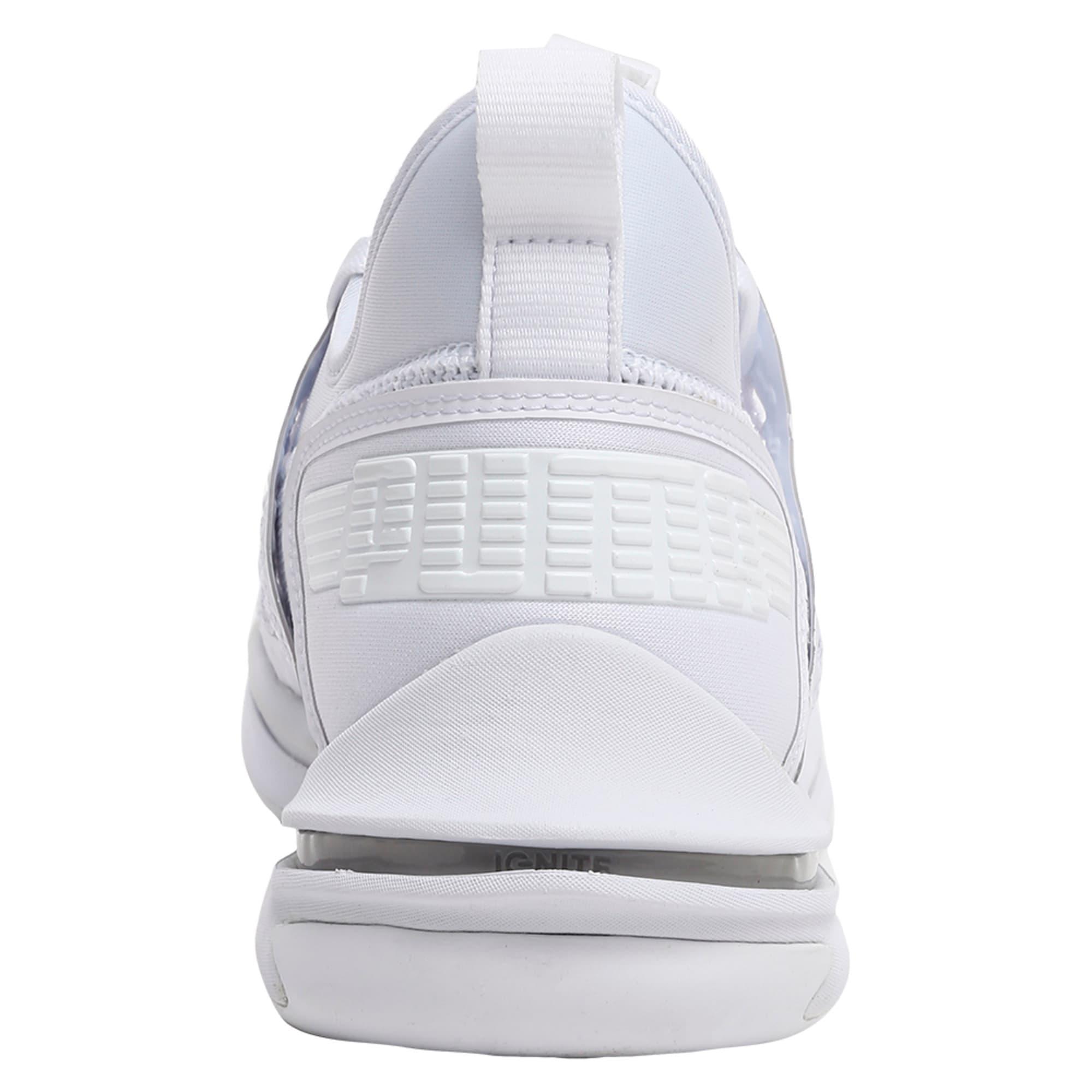 Thumbnail 6 of IGNITE Limitless SR NETFIT Men's Trainer Shoes, Puma White-Puma White, medium-IND