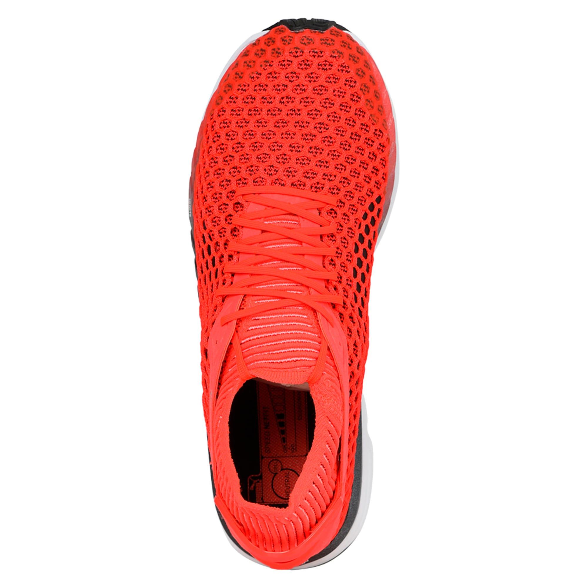 Thumbnail 3 of Speed IGNITE NETFIT 2 Men's Running Shoes, Red Blast-White-Black, medium-IND