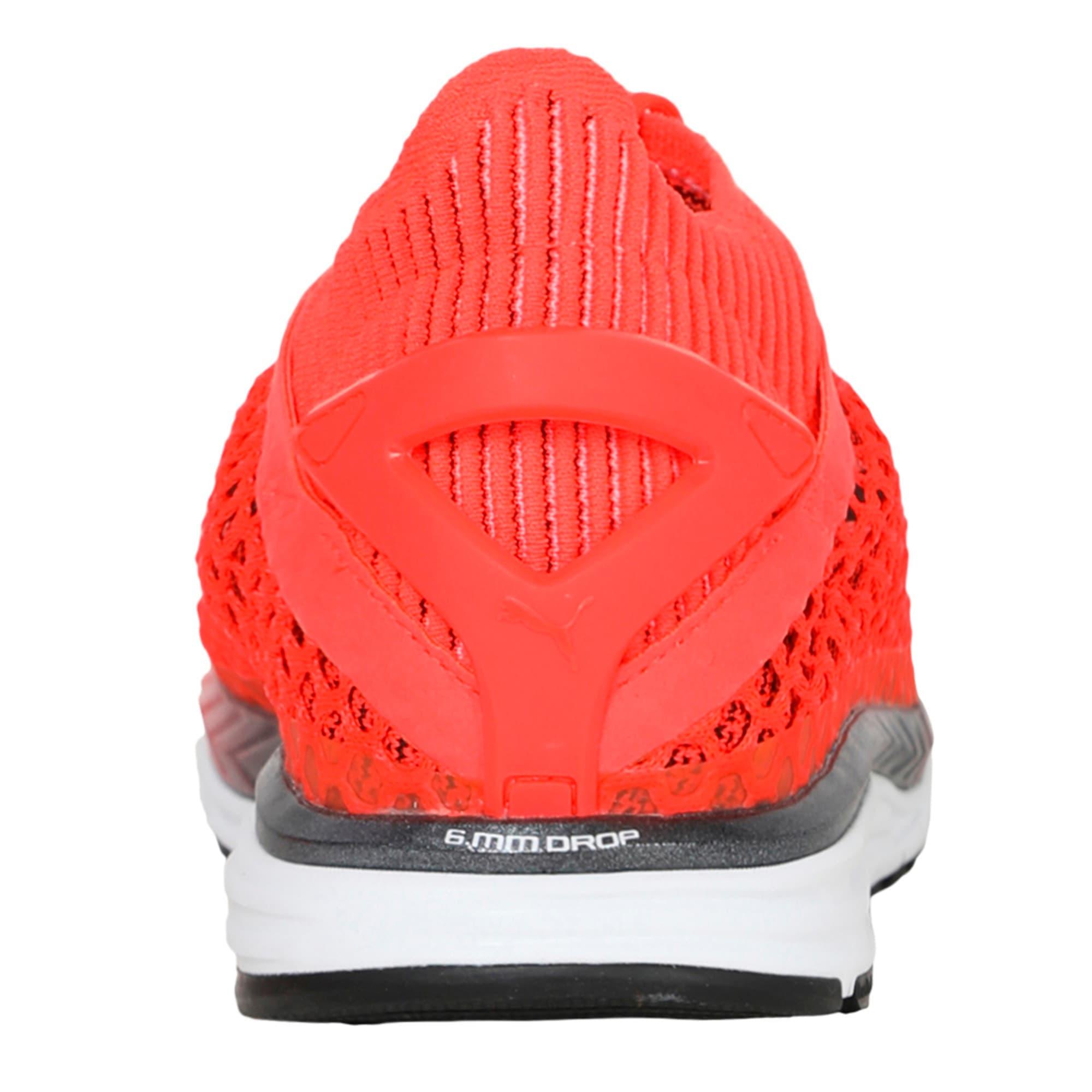 Thumbnail 4 of Speed IGNITE NETFIT 2 Men's Running Shoes, Red Blast-White-Black, medium-IND