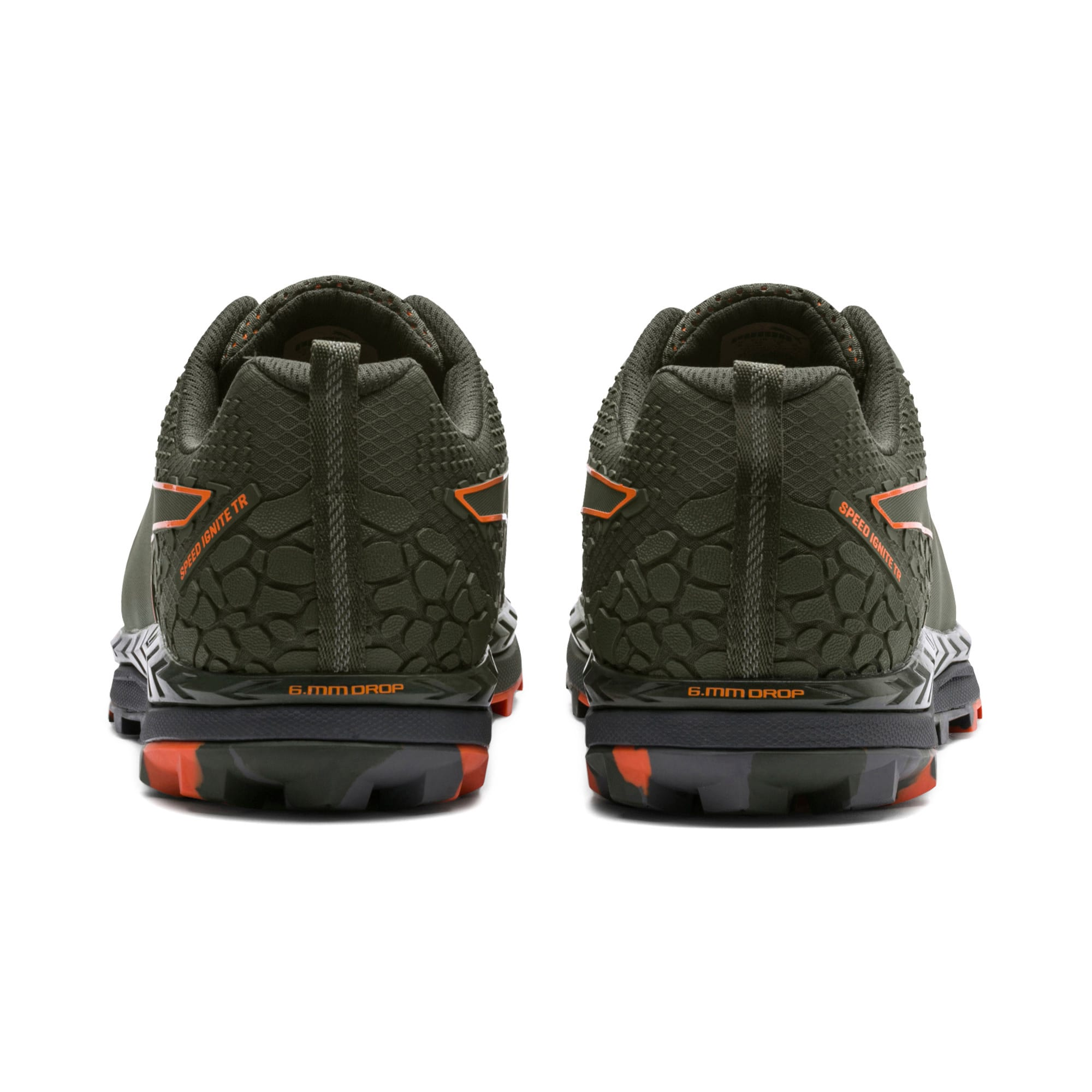 Thumbnail 3 of Speed IGNITE Trail 2 Men's Running Shoes, Forest Night-Firecracker, medium-IND