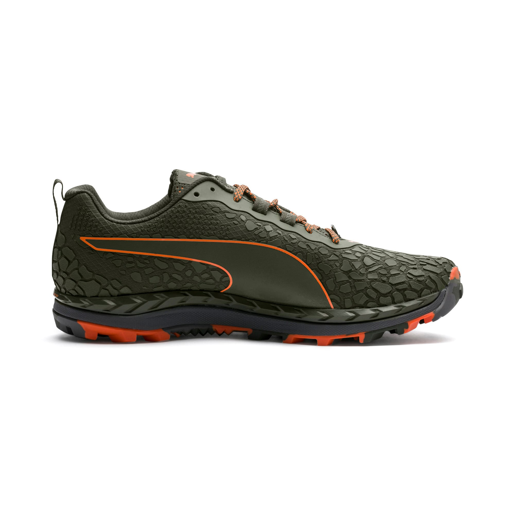 Thumbnail 5 of Speed IGNITE Trail 2 Men's Running Shoes, Forest Night-Firecracker, medium-IND