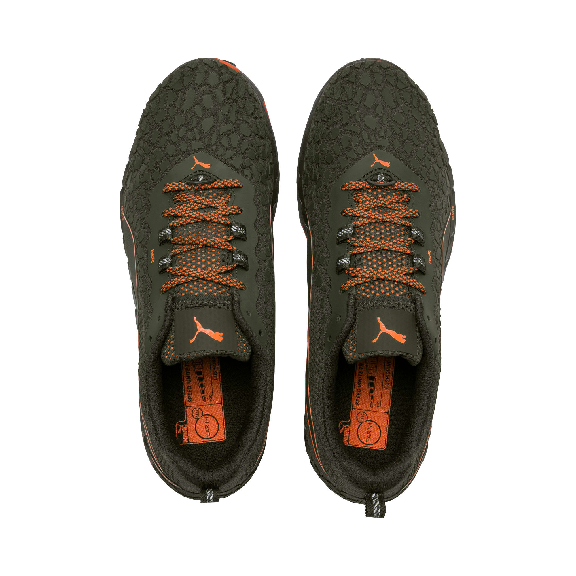 Thumbnail 6 of Speed IGNITE Trail 2 Men's Running Shoes, Forest Night-Firecracker, medium-IND
