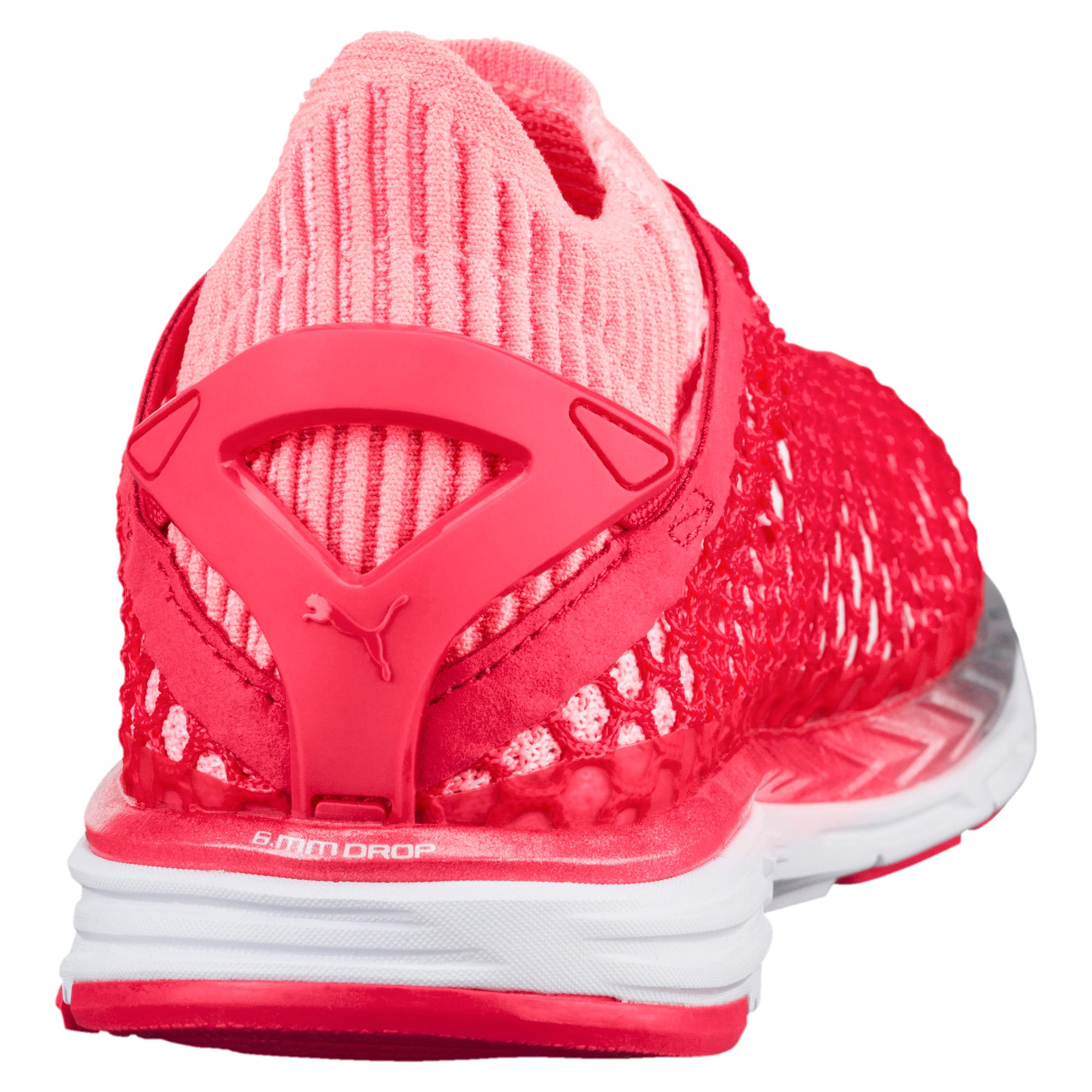Thumbnail 4 of Speed IGNITE NETFIT 2 Women's Running Shoes, Pink-Fluo Peach-White, medium-IND