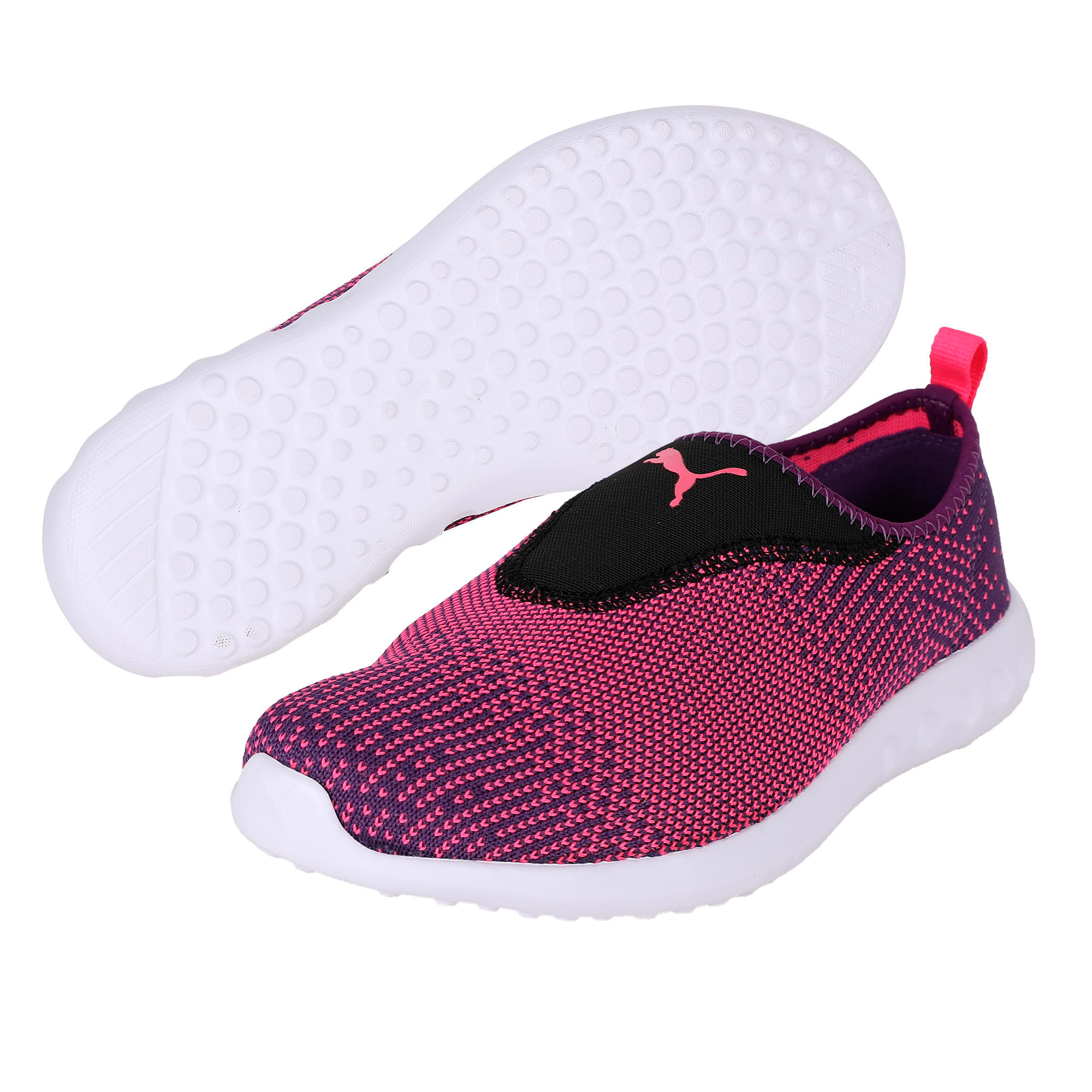 Thumbnail 1 of Carson 2 Slip-On Wn s IDP, Majesty-KO PINK-Puma White, medium-IND