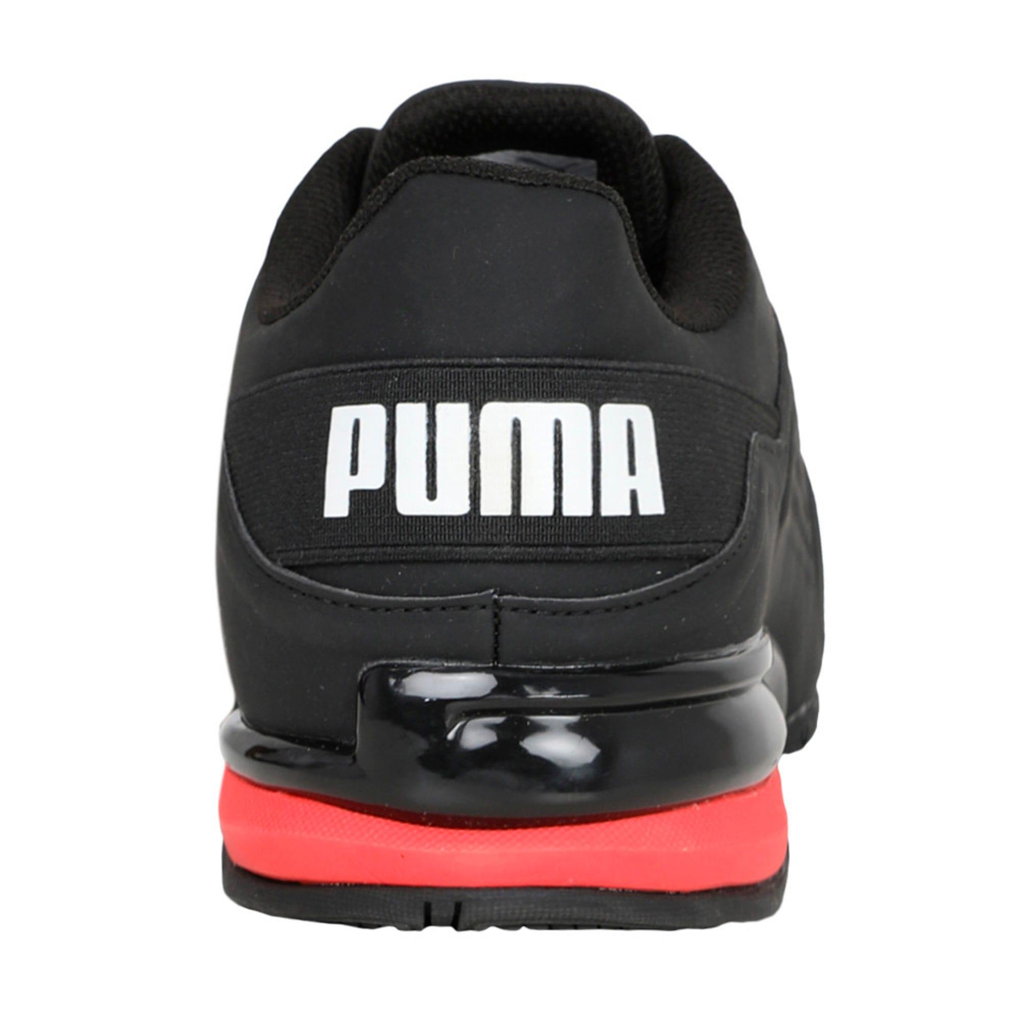 Thumbnail 4 of Viz Runner Puma White-Puma Black, Puma Black-Puma White, medium-IND